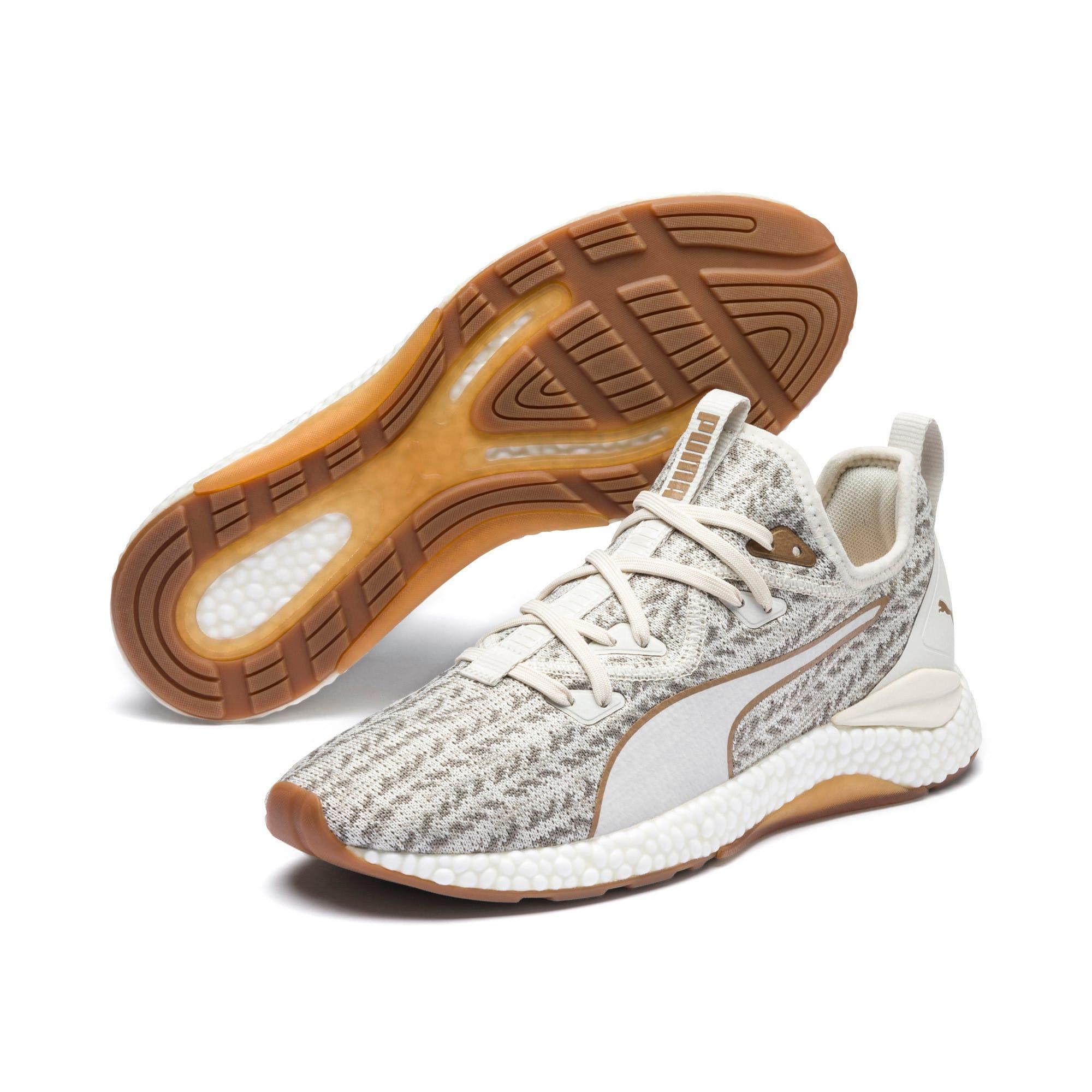 Thumbnail 2 of Hybrid Runner Desert Men's Running Shoes, Whisper White-Metal Bronze, medium-IND