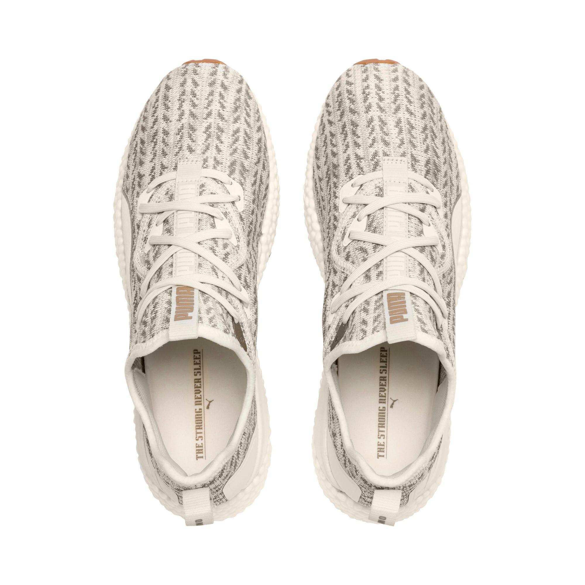 Thumbnail 6 of Hybrid Runner Desert Men's Running Shoes, Whisper White-Metal Bronze, medium-IND