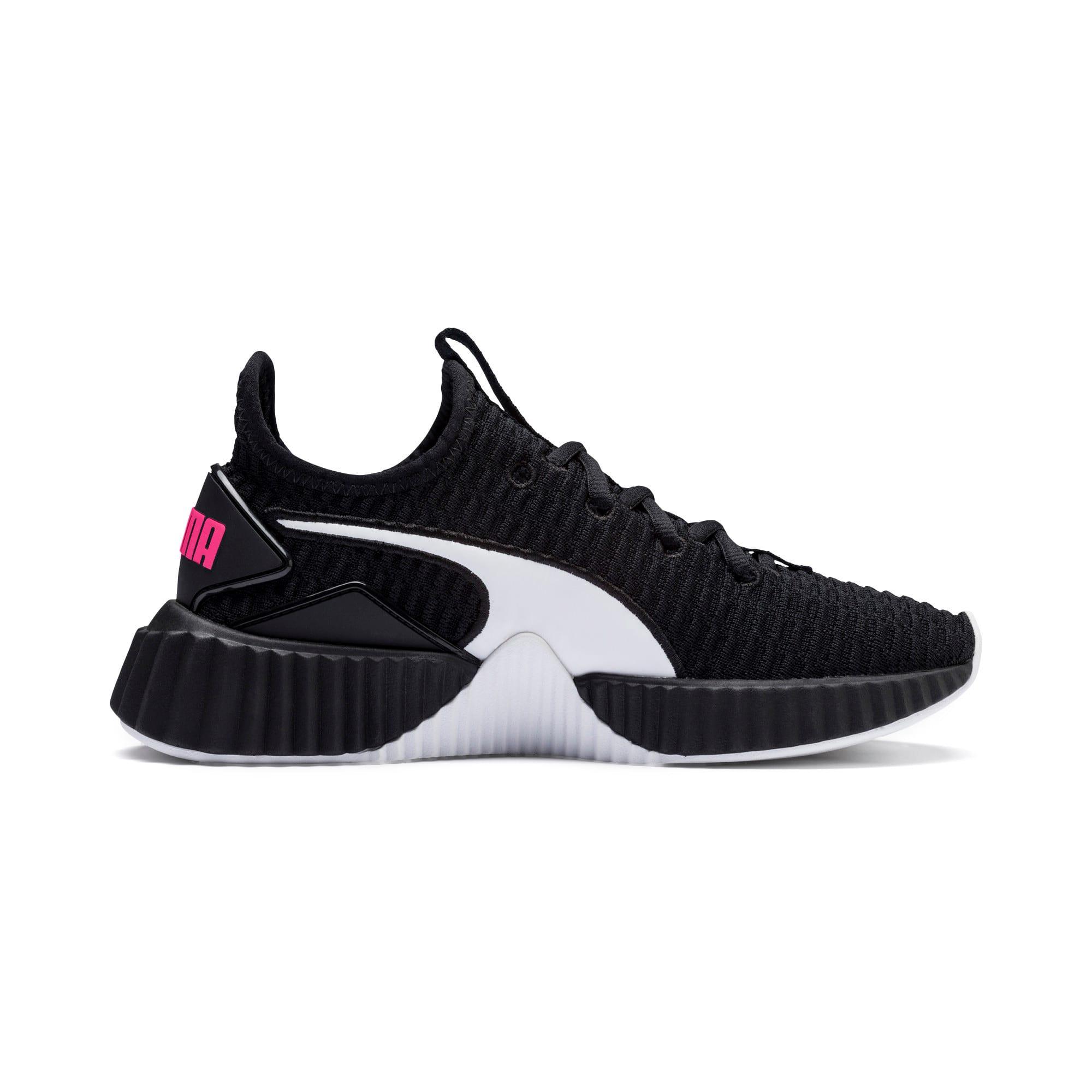 Thumbnail 5 van Defy sneakers voor meisjes, Puma Black-Puma White, medium