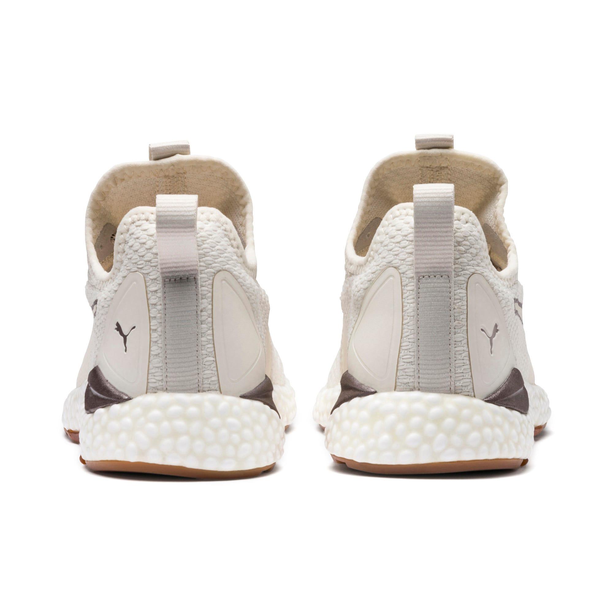 Thumbnail 4 of HYBRID Runner Luxe Women's Running Shoes, Whisper White-Puma White, medium