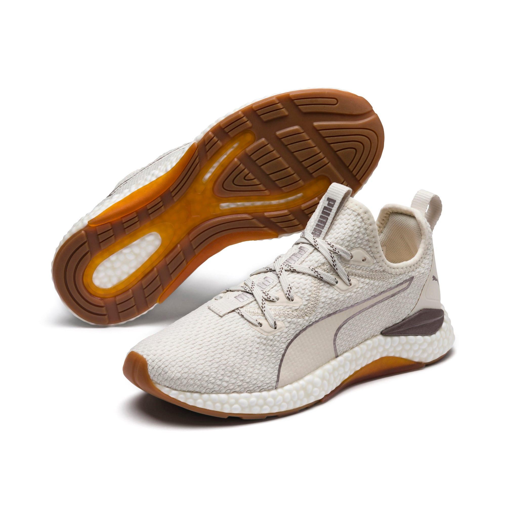 Thumbnail 2 of HYBRID Runner Luxe Women's Running Shoes, Whisper White-Puma White, medium