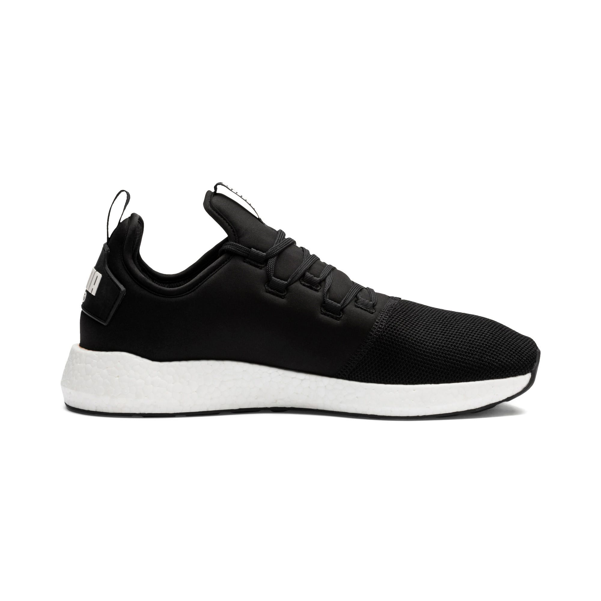 Thumbnail 5 of NRGY Neko Men's Running Shoes, Puma Black-Puma White, medium