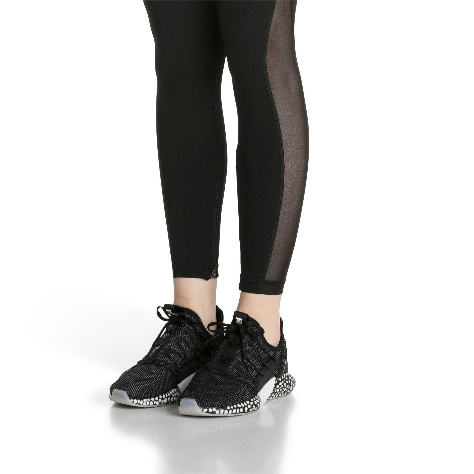 Thumbnail 8 of HYBRID Rocket Runner Women's Running Shoes, Black-Iron Gate-White, medium