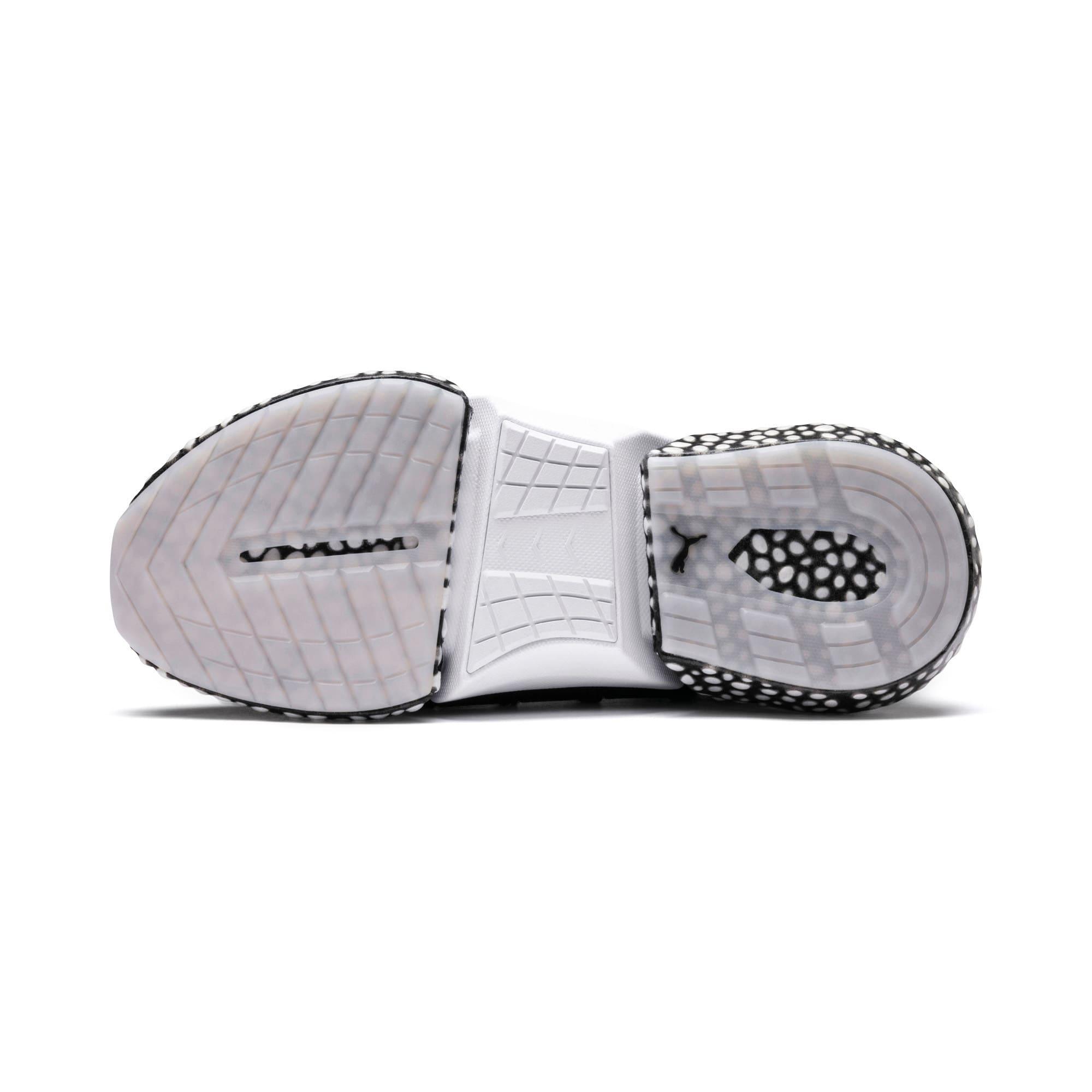 Thumbnail 3 of HYBRID Rocket Runner Women's Running Shoes, Black-Iron Gate-White, medium