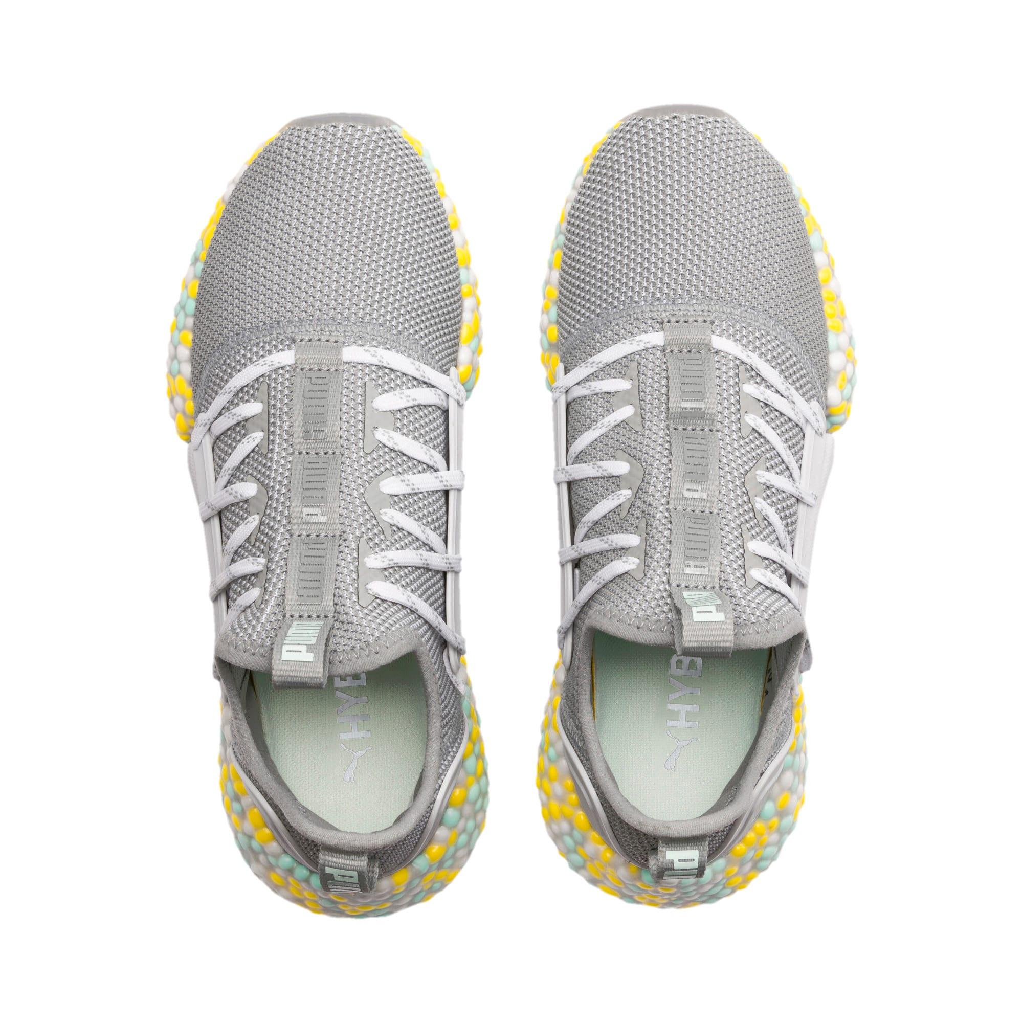 Thumbnail 4 of Hybrid Rocket Women's Running Shoes, Quarry-Puma White-Fair Aqua, medium-IND