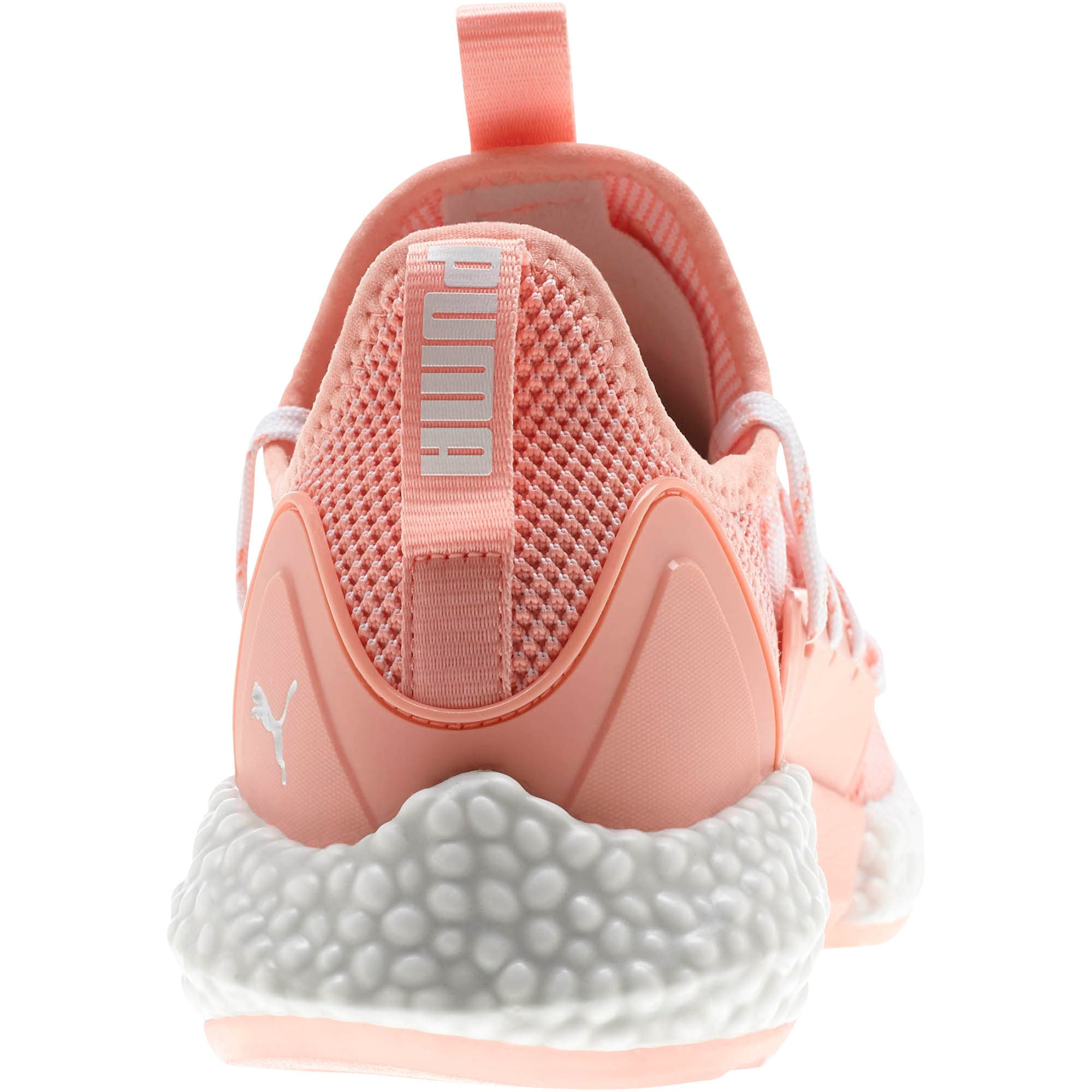Thumbnail 3 of HYBRID Rocket Runner Women's Running Shoes, Peach Bud-Puma White, medium