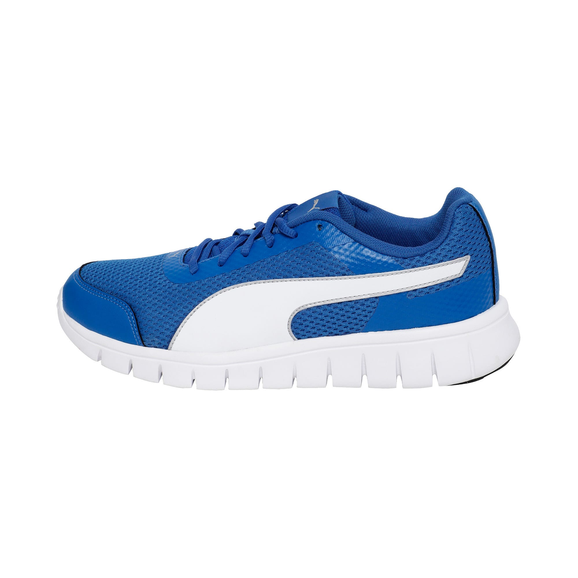 Thumbnail 1 of PUMA Blur V2 IDP Puma Black-Puma Silver, Lapis Blue-Puma White, medium-IND