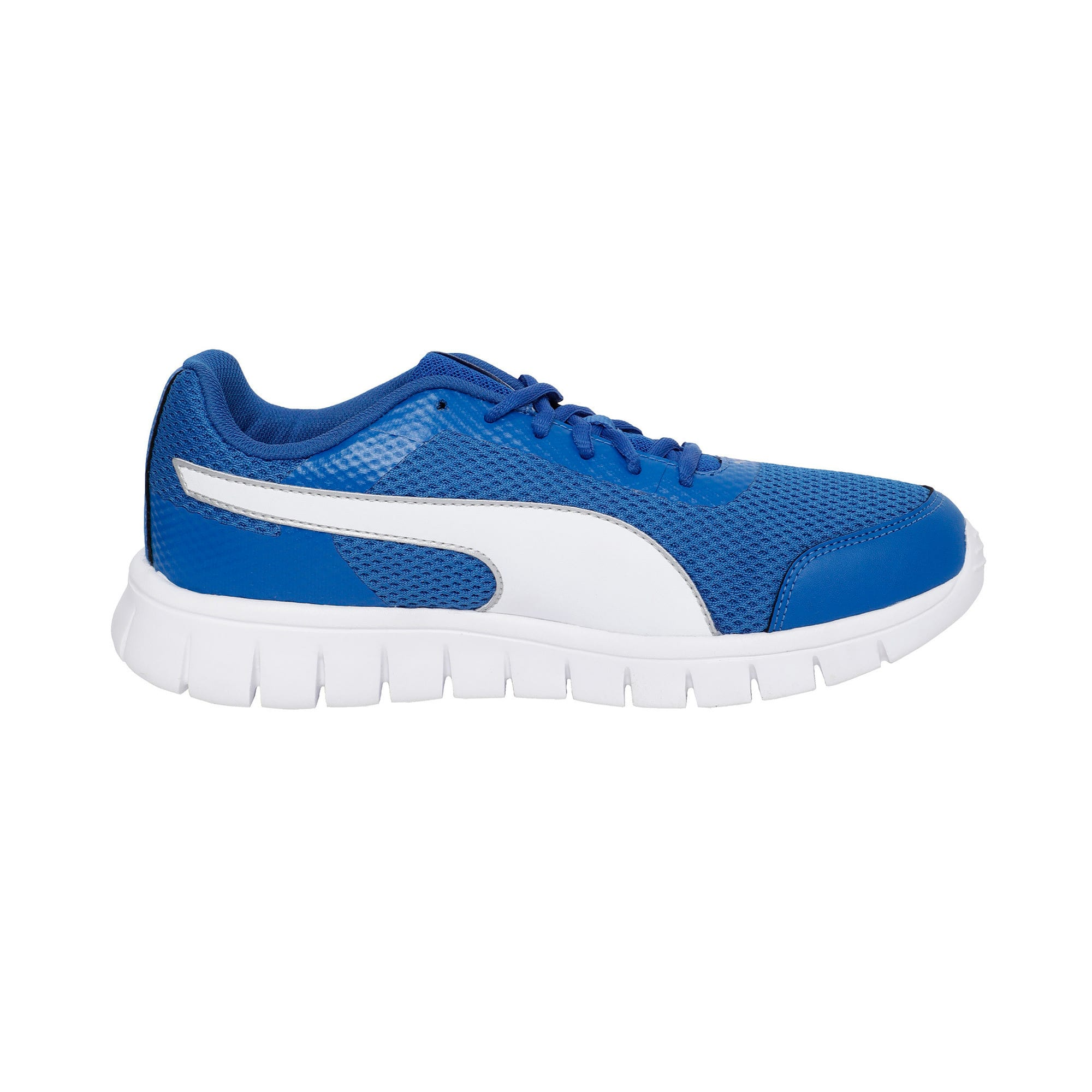 Thumbnail 5 of PUMA Blur V2 IDP Puma Black-Puma Silver, Lapis Blue-Puma White, medium-IND
