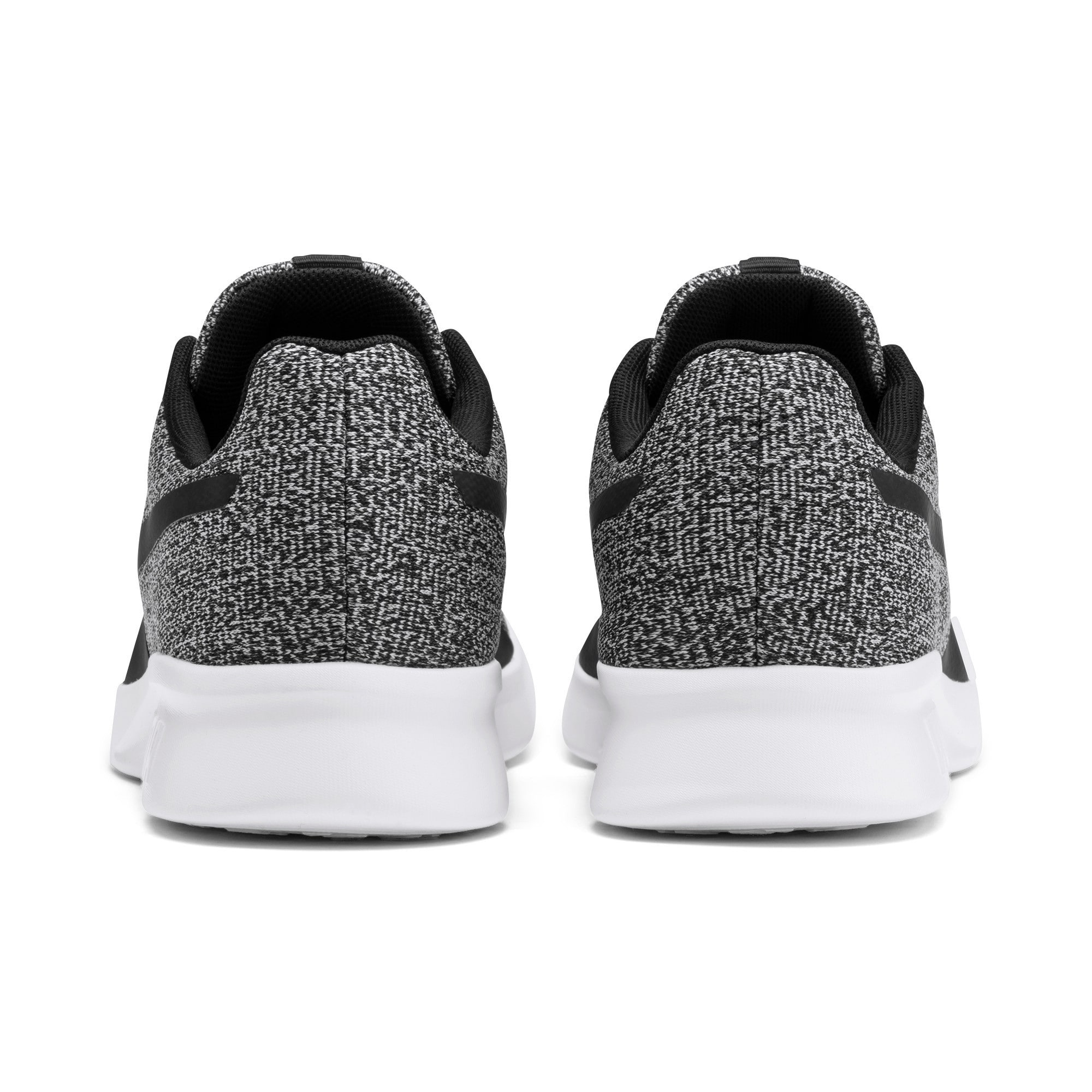 Thumbnail 5 of Modern Runner Sneakers, Gray Violet-Puma Black, medium-IND