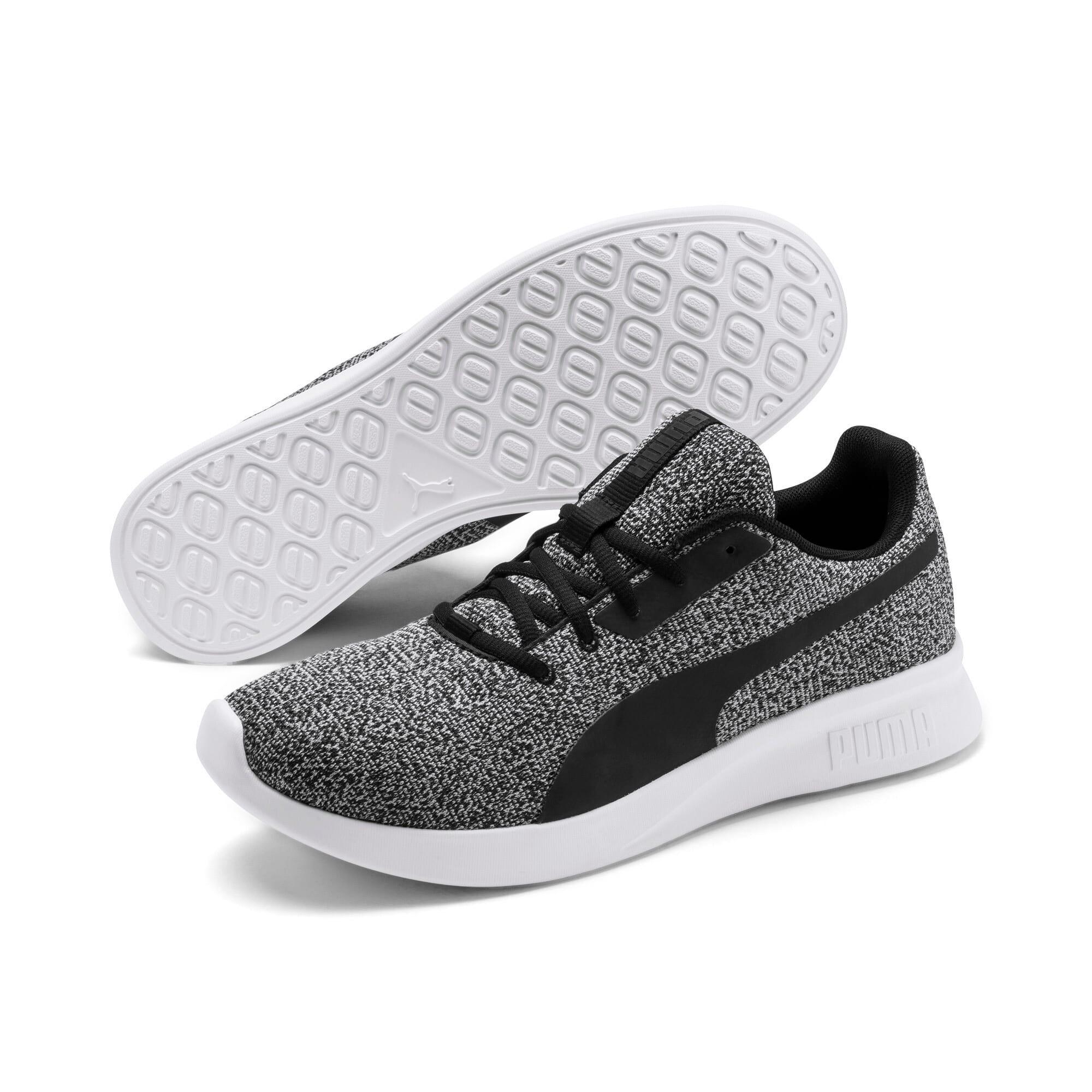 Thumbnail 4 of Modern Runner Sneakers, Gray Violet-Puma Black, medium-IND
