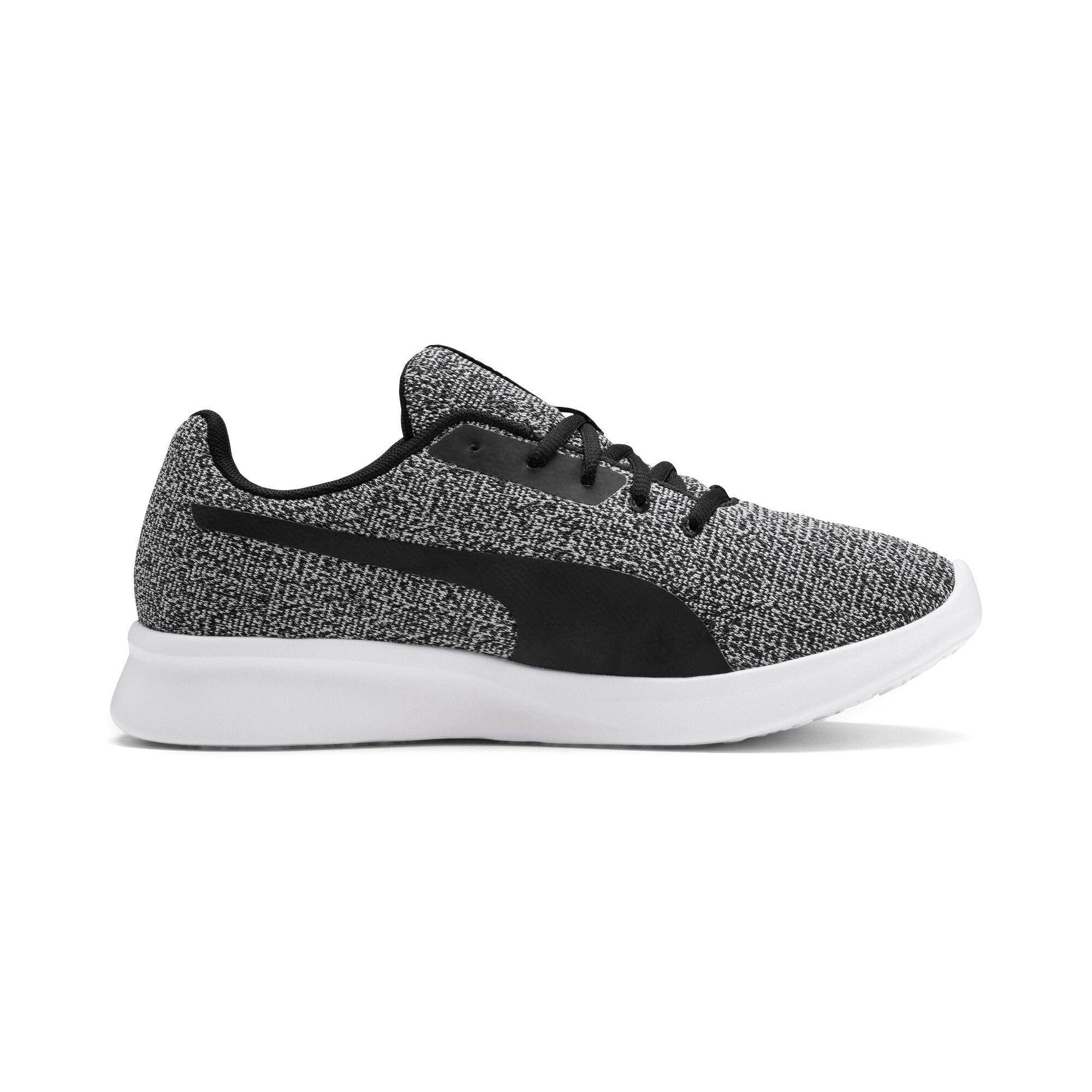 Thumbnail 7 of Modern Runner Sneakers, Gray Violet-Puma Black, medium-IND