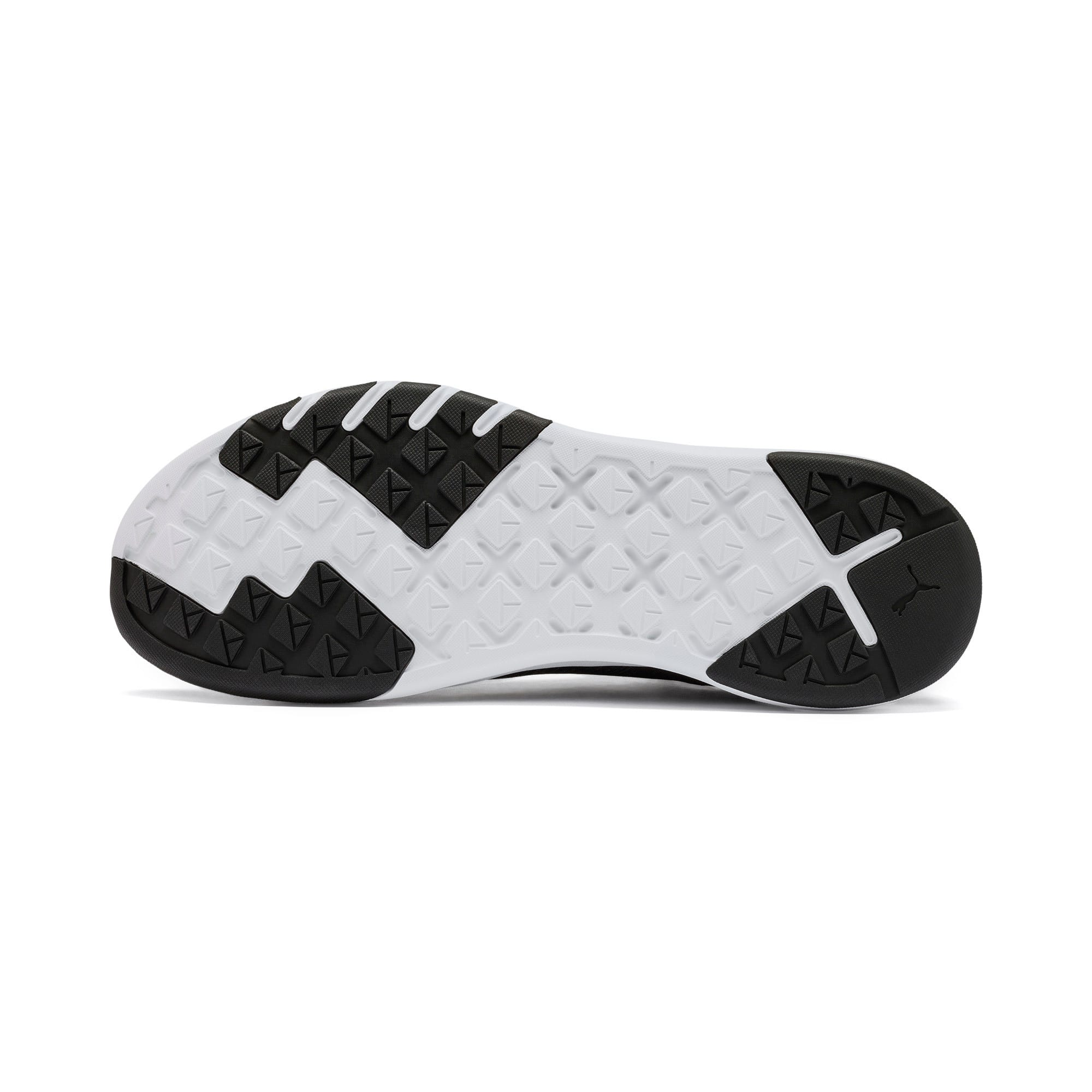 Thumbnail 6 of IGNITE Contender Knit Men's Running Shoes, Puma Black-Puma White, medium-IND