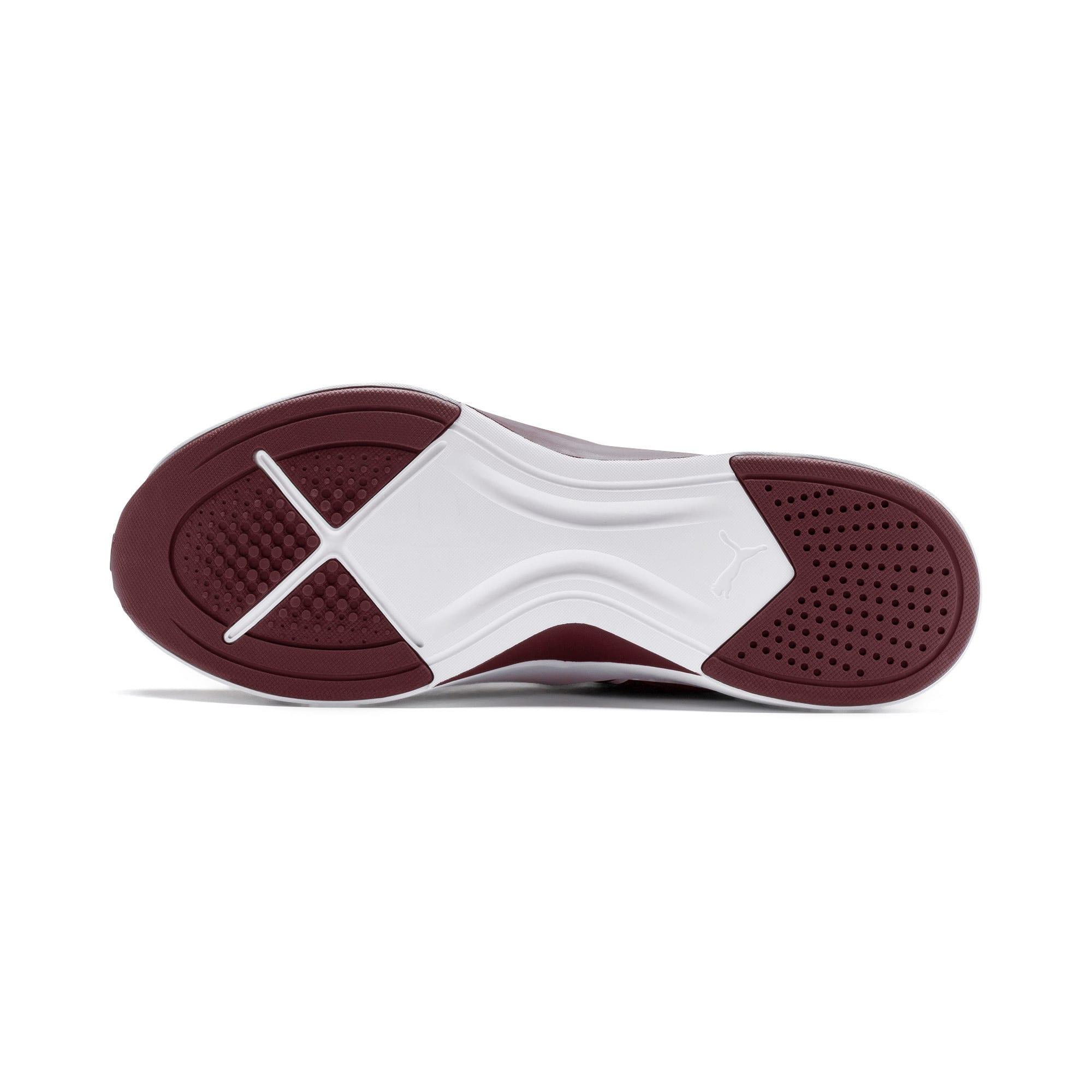 Imagen en miniatura 5 de Zapatillas de mujer Incite FS, Vineyard Wine-Puma White, mediana