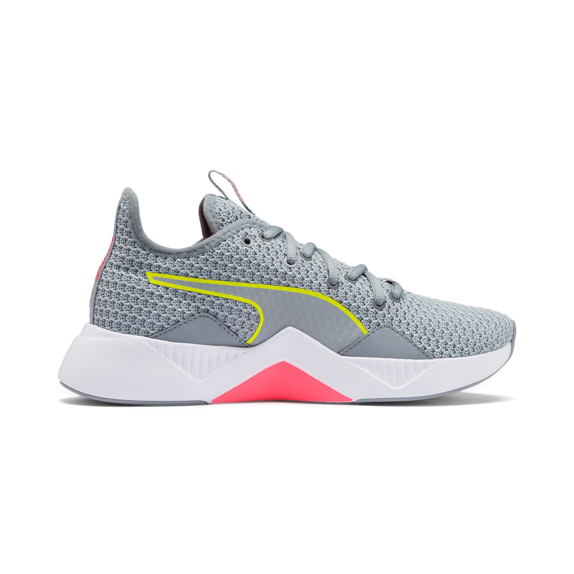 Thumbnail 5 of Incite FS Women's Trainers, Quarry-Yellow-Pink, medium-IND