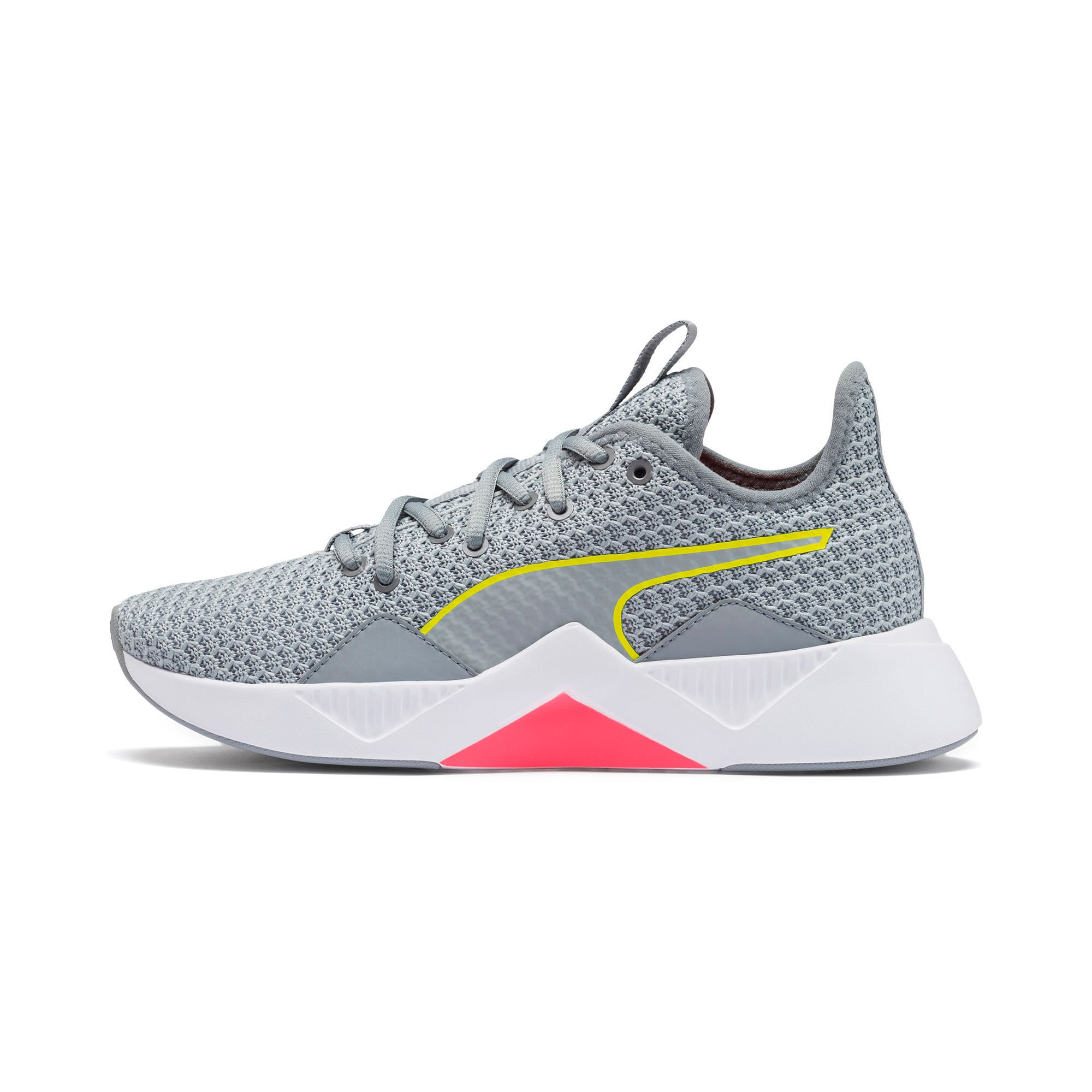 Thumbnail 1 of Incite FS Women's Trainers, Quarry-Yellow-Pink, medium-IND