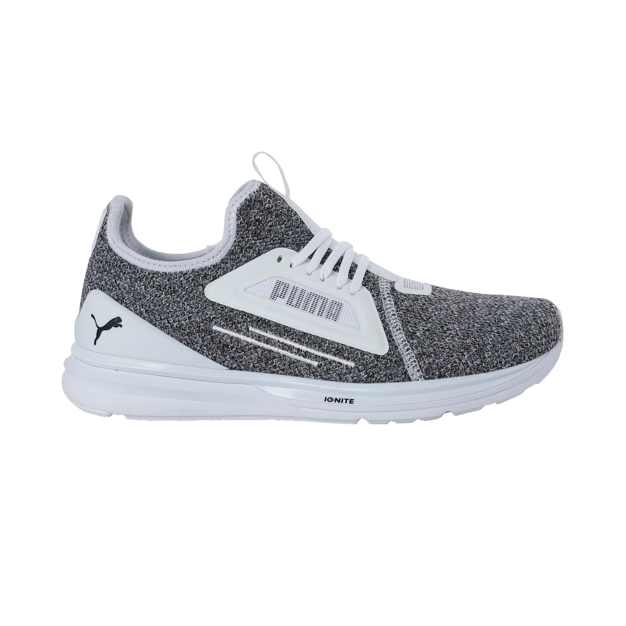 Thumbnail 5 of IGNITE Limitless Lean, Puma White-Puma Black, medium-IND