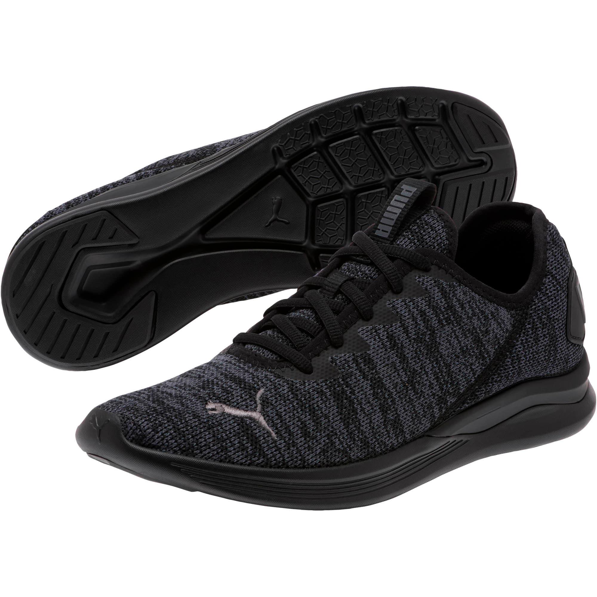 Thumbnail 2 of Ballast Men's Running Shoes, Puma Black-Iron Gate, medium