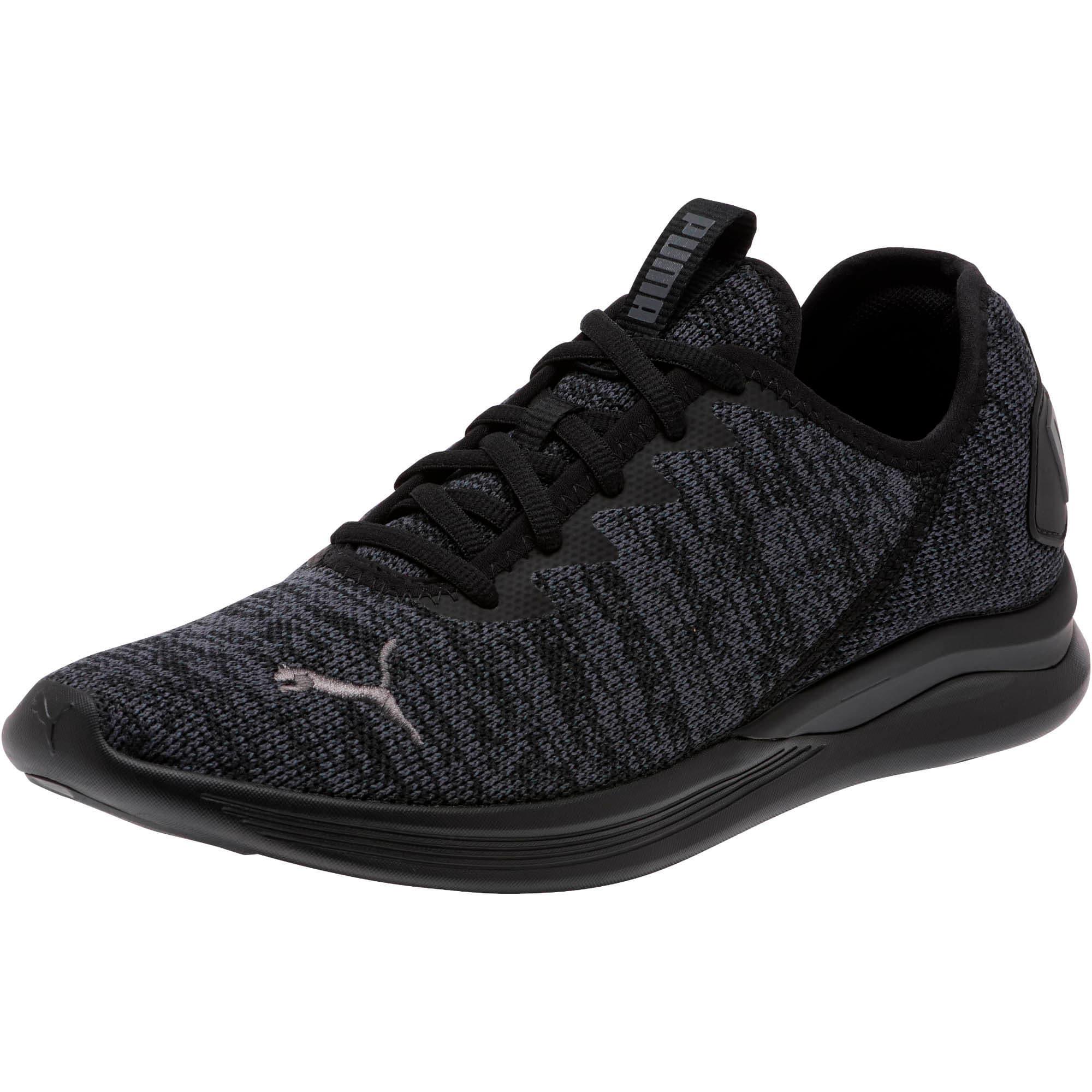Thumbnail 1 of Ballast Men's Running Shoes, Puma Black-Iron Gate, medium