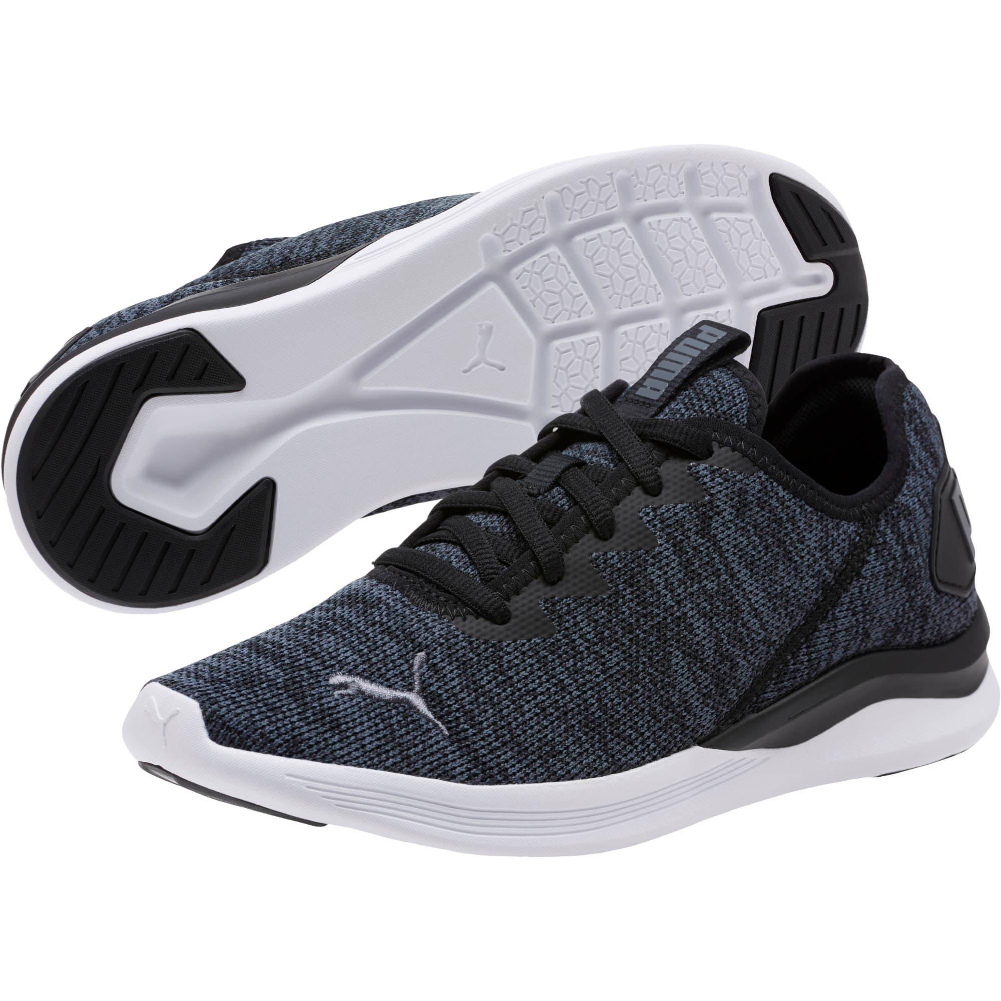 Thumbnail 2 of Ballast Women's Running Shoes, Puma Black-Iron Gate, medium