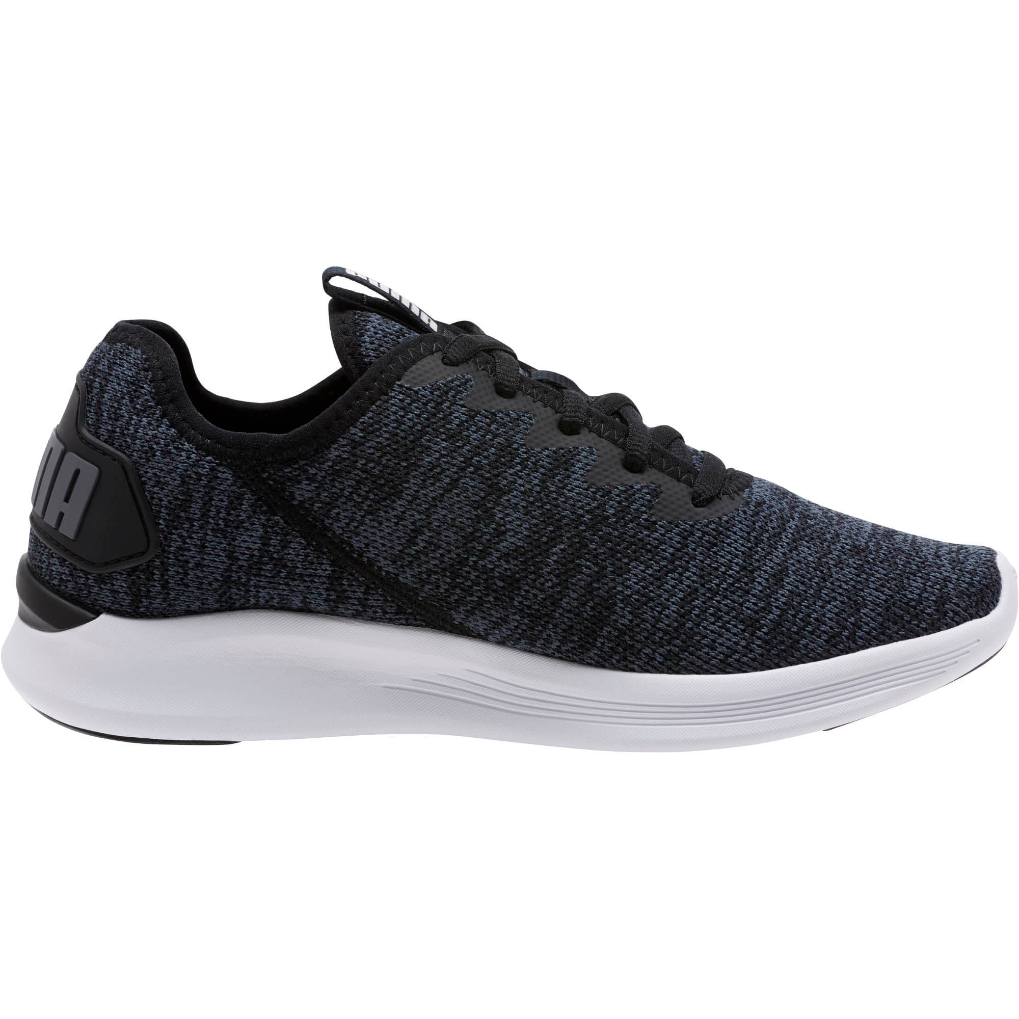 Thumbnail 4 of Ballast Women's Running Shoes, Puma Black-Iron Gate, medium