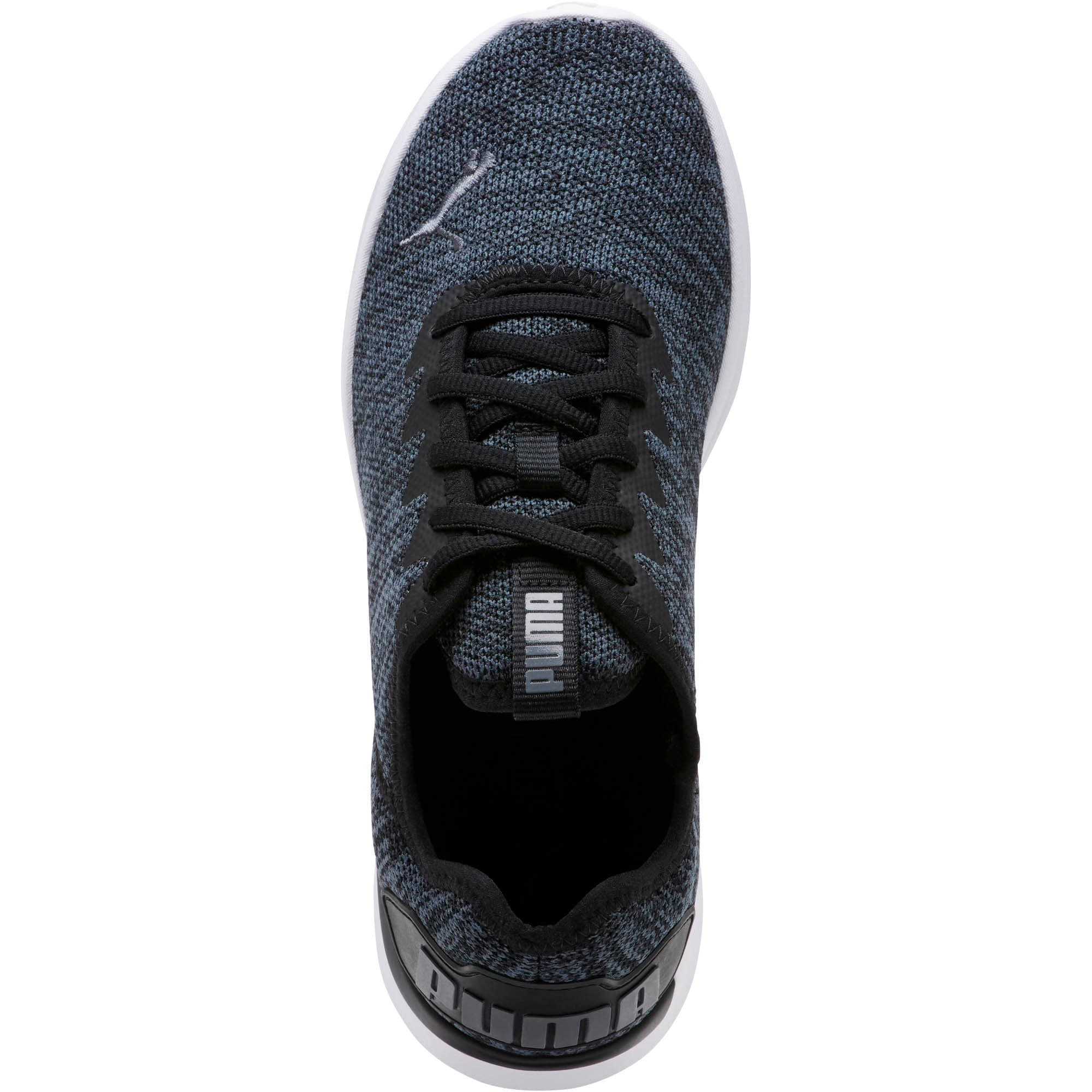 Thumbnail 5 of Ballast Women's Running Shoes, Puma Black-Iron Gate, medium