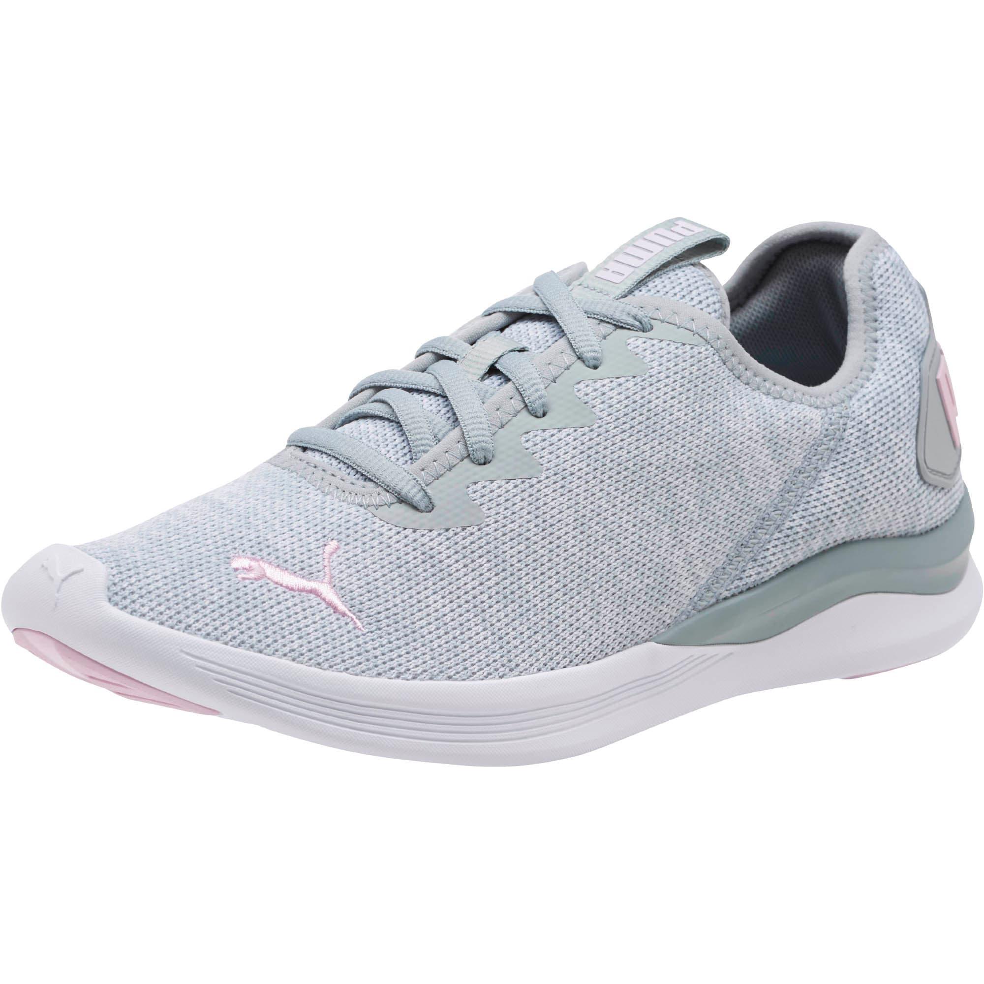 Thumbnail 1 of Ballast Women's Running Shoes, Quarry- Orchid- White, medium