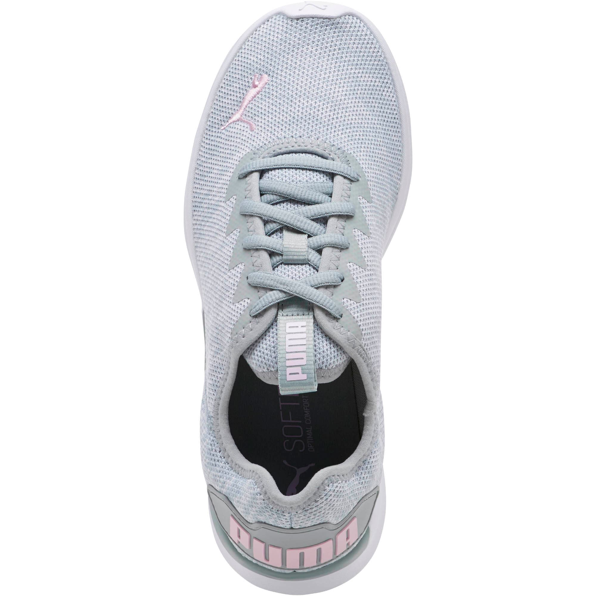 Thumbnail 5 of Ballast Women's Running Shoes, Quarry- Orchid- White, medium