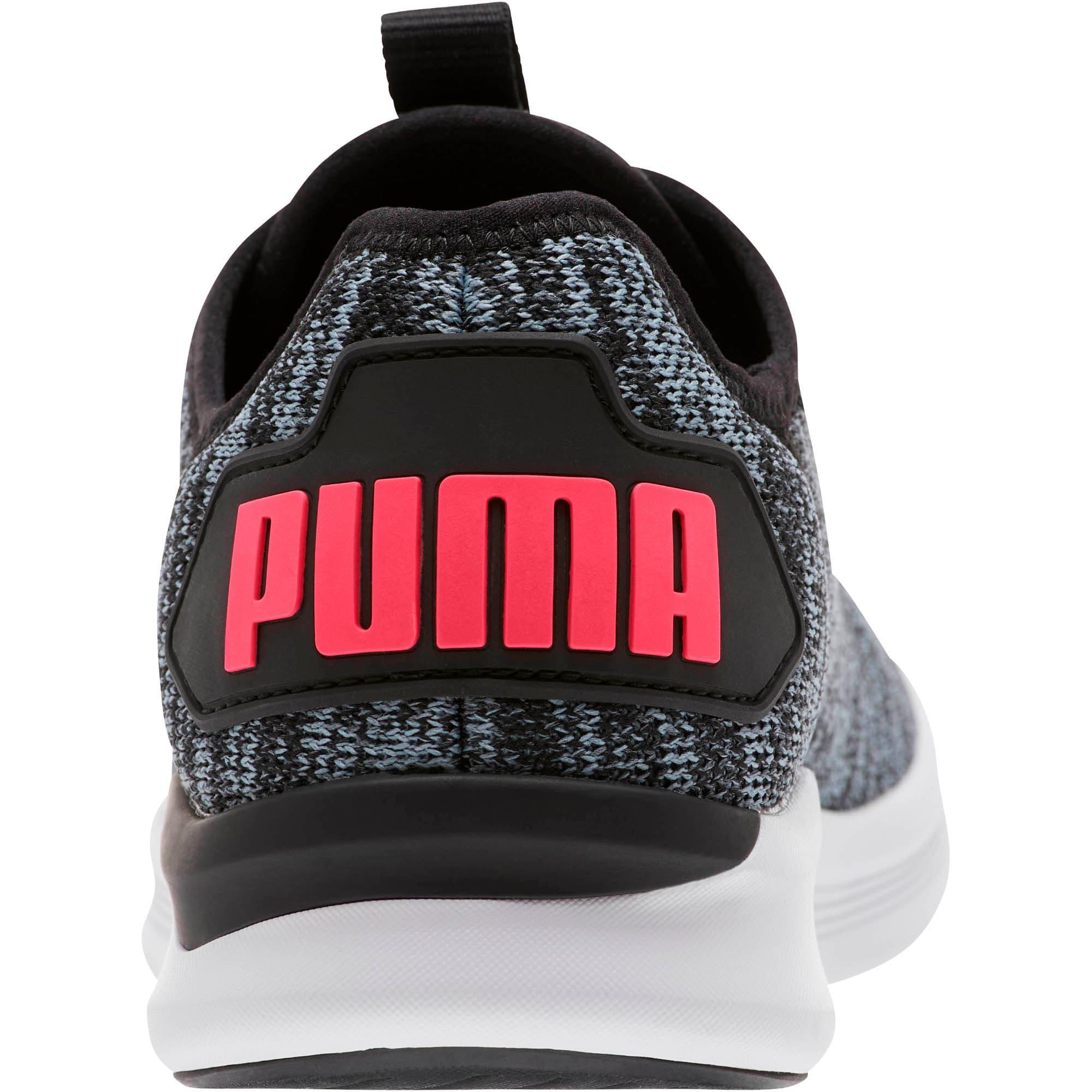 Thumbnail 3 of Ballast Women's Running Shoes, Puma Black-Pink Alert, medium