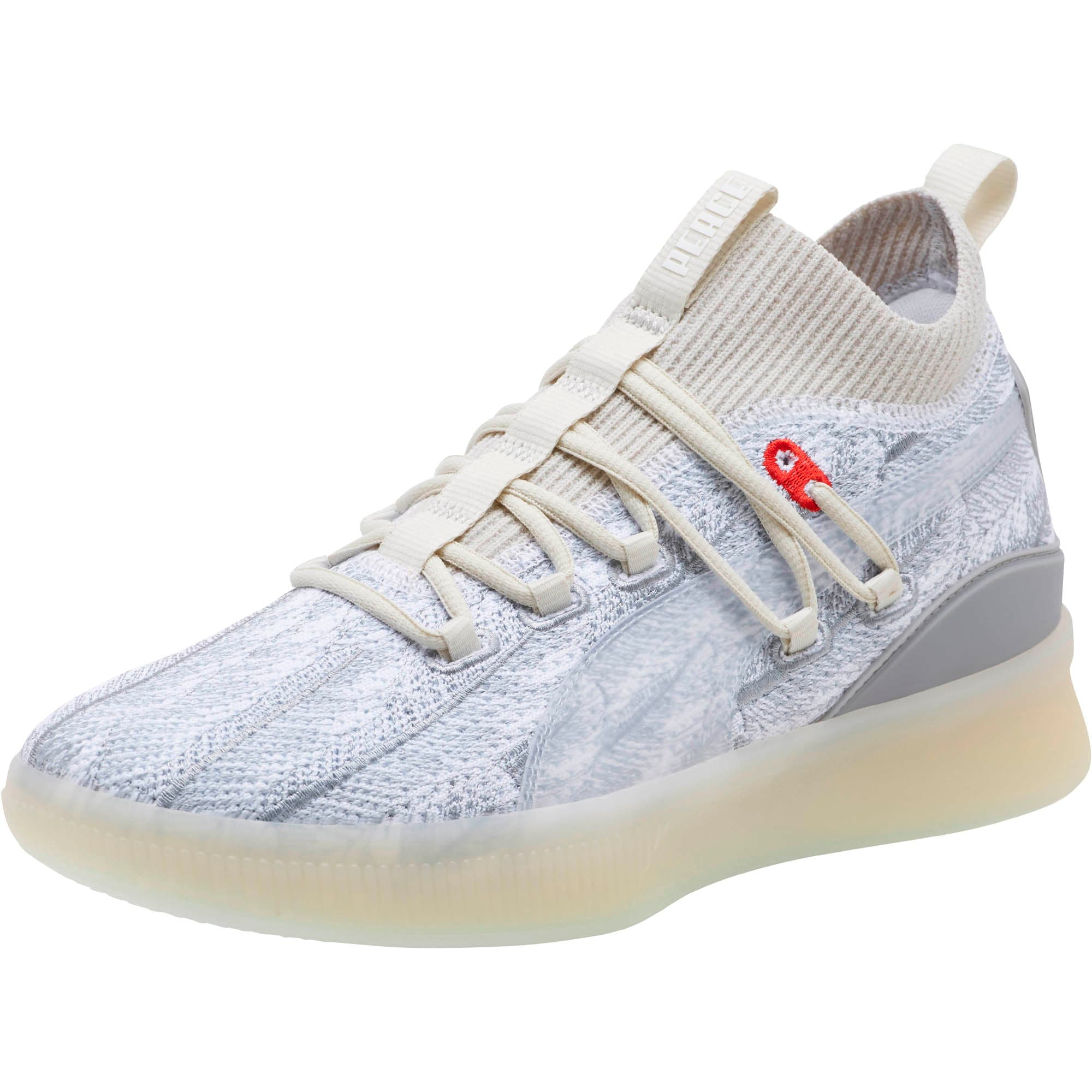Clyde Court Peace on Earth Men's Basketball Shoes   PUMA US