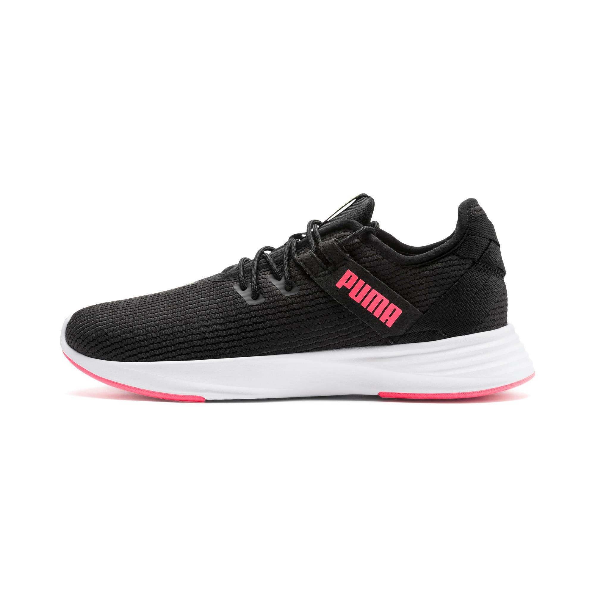 Thumbnail 1 of Radiate XT Women's Training Sneakers, Puma Black-Pink Alert, medium-IND