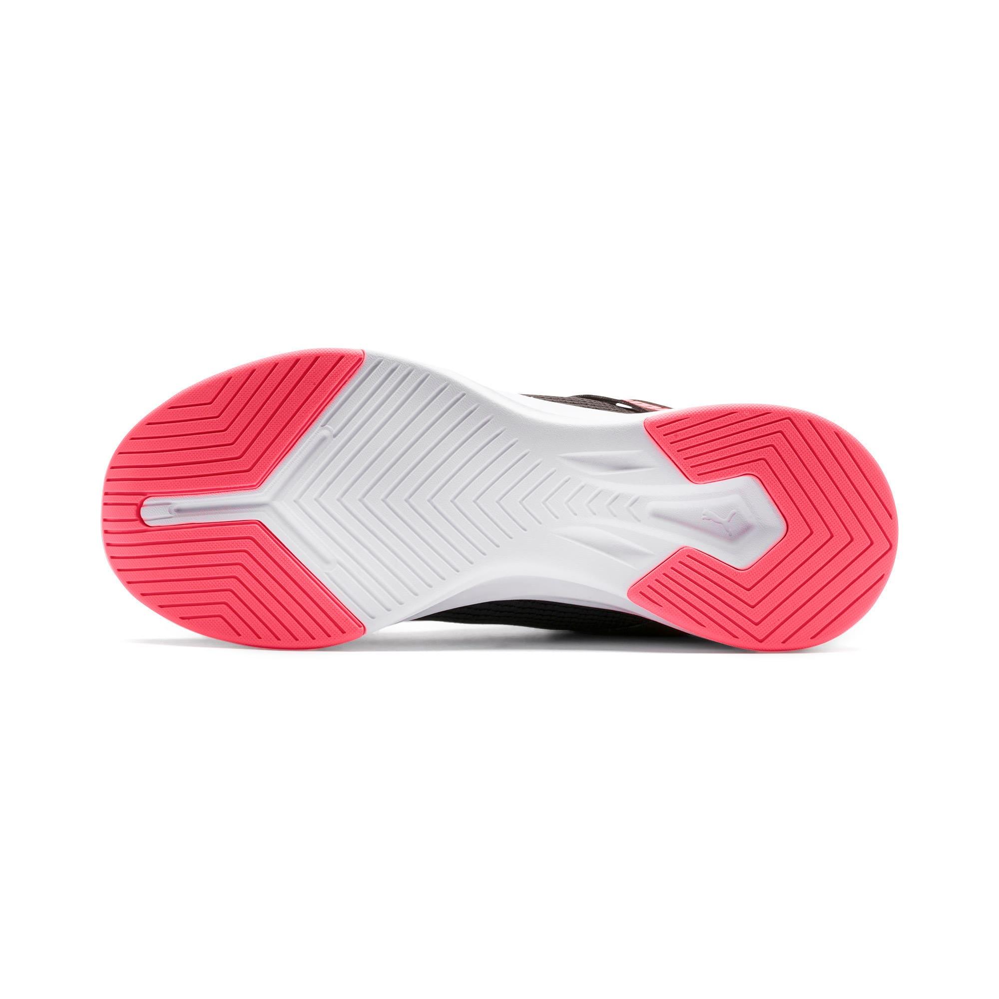 Thumbnail 6 of Radiate XT Women's Training Sneakers, Puma Black-Pink Alert, medium-IND