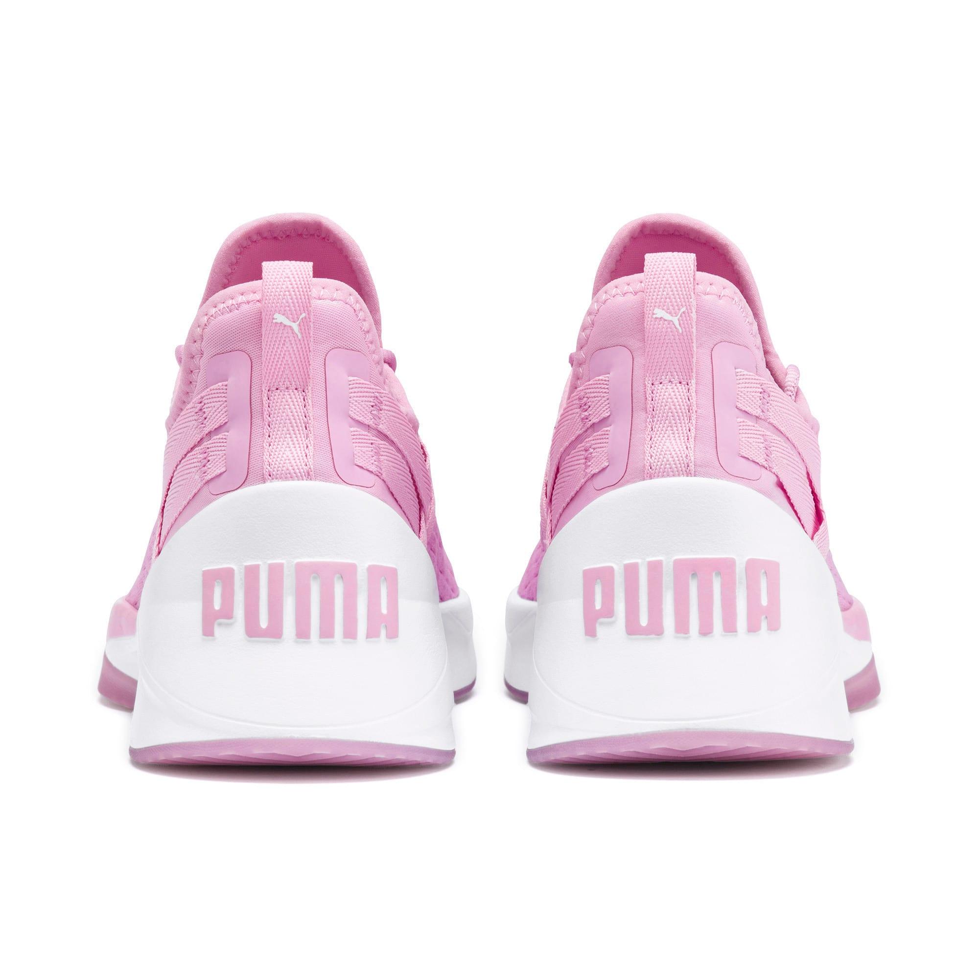 Thumbnail 3 van Jaab XT trainingssneakers voor vrouwen, Lilac Sachet-Puma White, medium