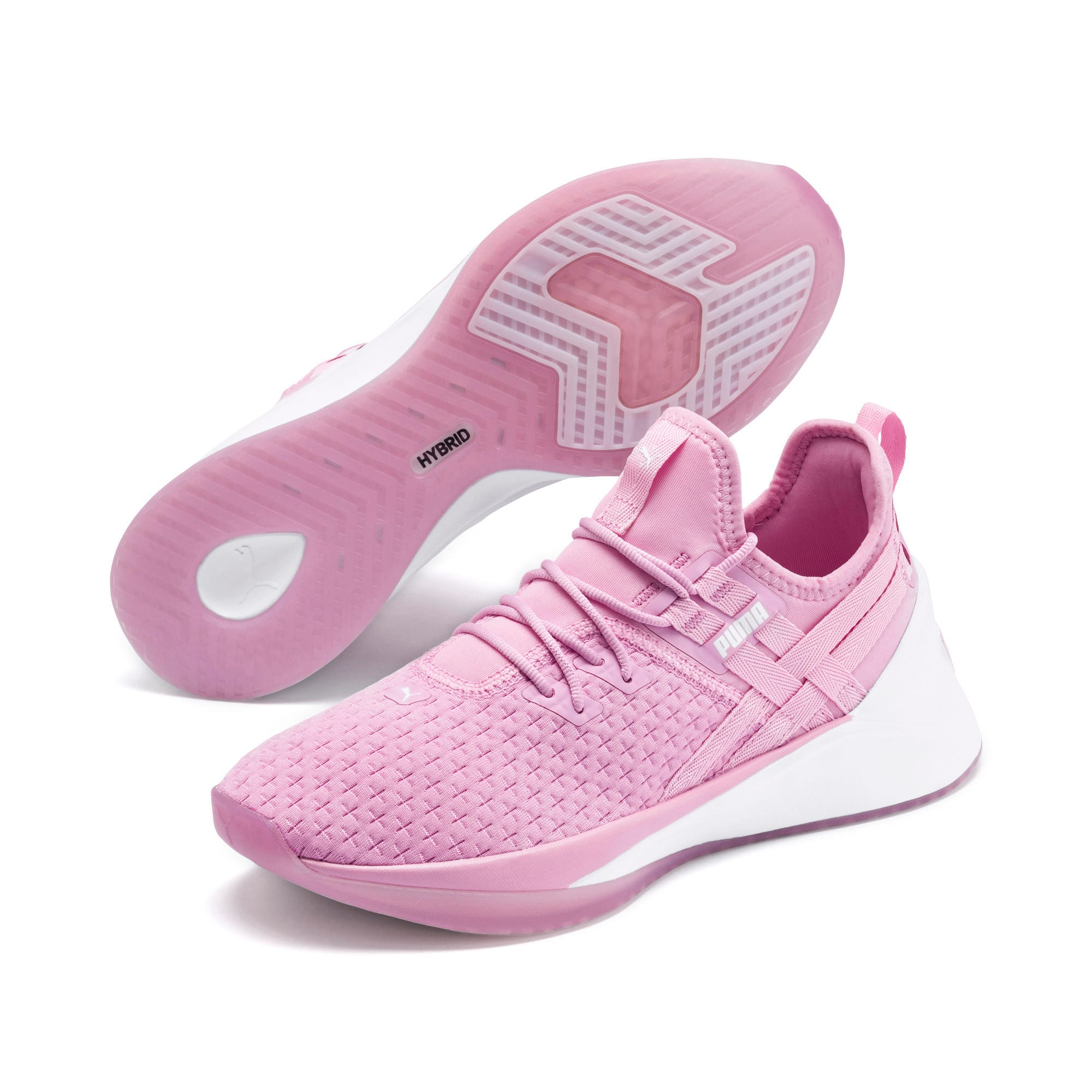 Thumbnail 2 van Jaab XT trainingssneakers voor vrouwen, Lilac Sachet-Puma White, medium