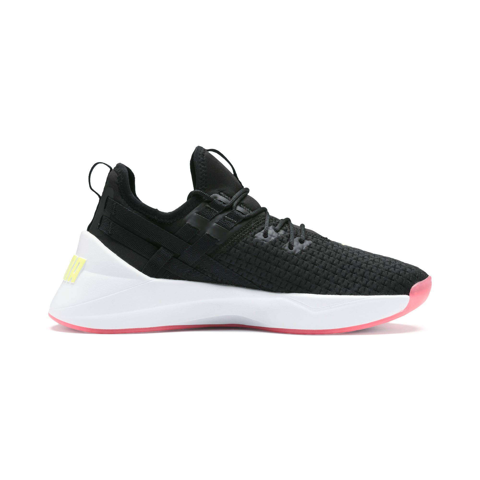 Thumbnail 7 of Jaab XT Women's Training Trainers, Puma Black-Puma White, medium-IND