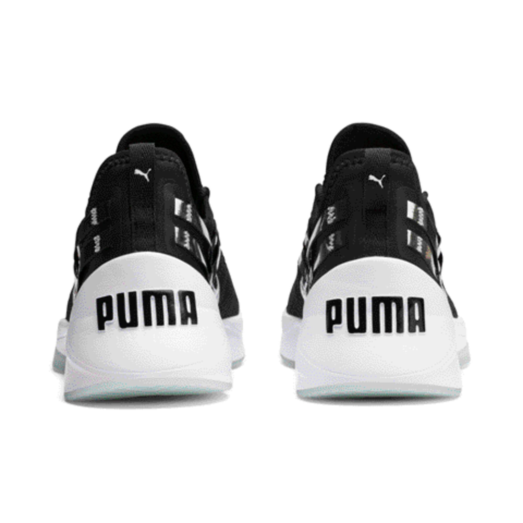 Thumbnail 3 of Jaab XT Trailblazer Women's Training Shoes, Puma Black-Fair Aqua, medium