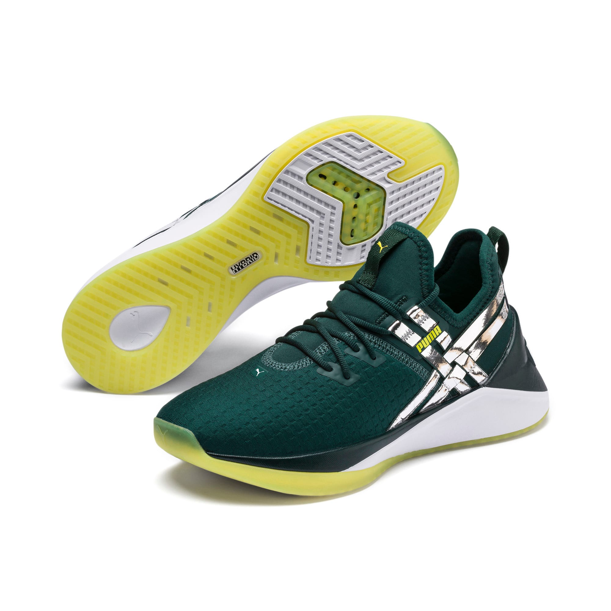 Thumbnail 2 of Jaab XT Trailblazer Women's Training Shoes, Ponderosa Pine-Puma White, medium