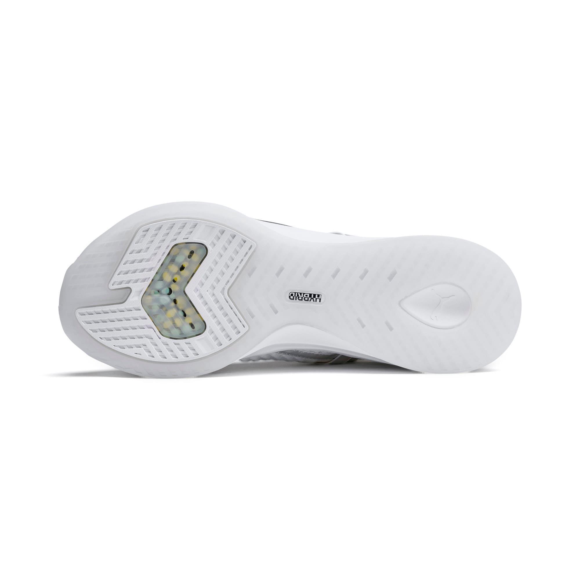 Thumbnail 5 of Jaab XT Iridescent Trailblazer Women's Training Shoes, Puma White-Puma Black, medium