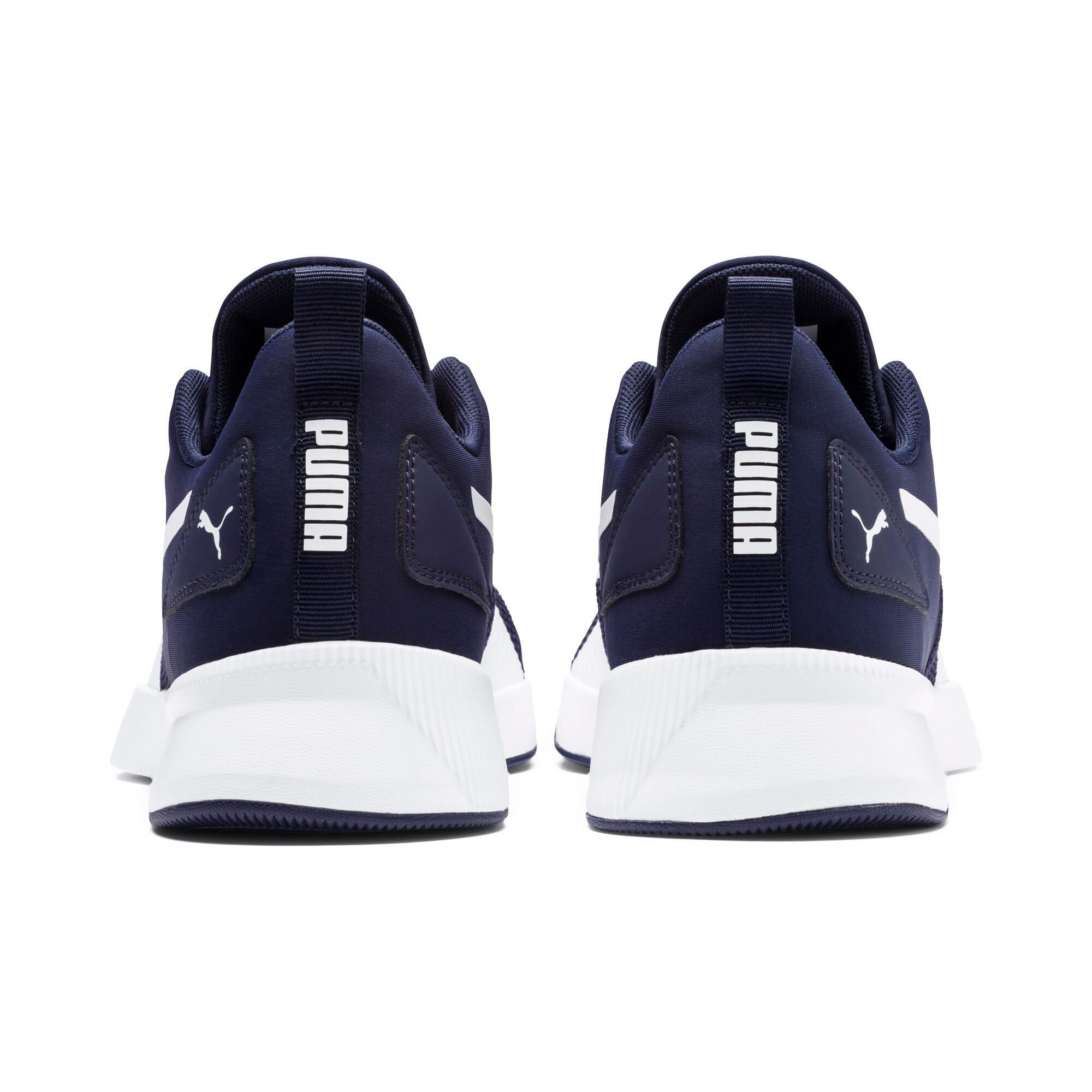 Thumbnail 3 of Flyer Runner Running Shoes, Peacoat-Puma White, medium