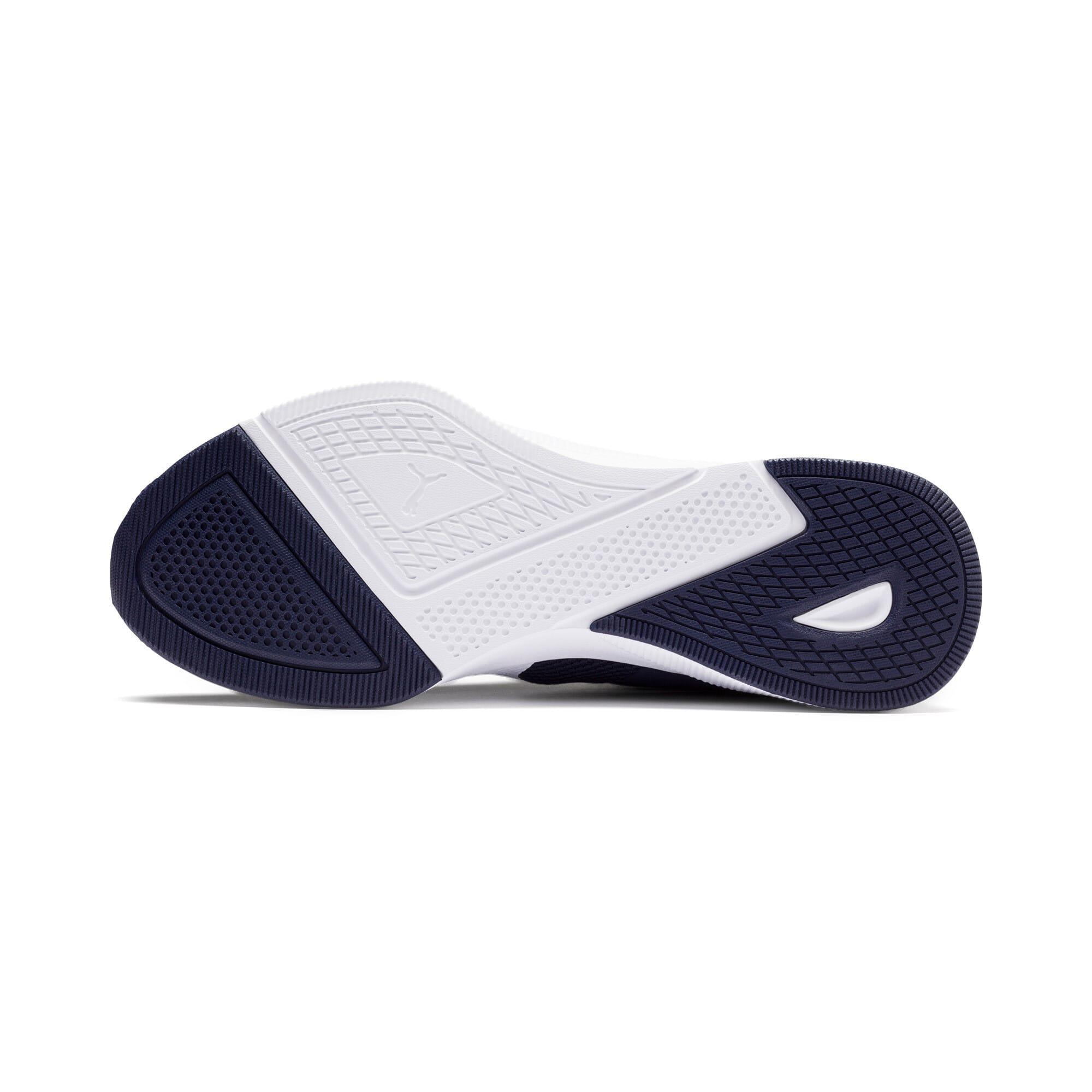 Thumbnail 4 of Flyer Runner Running Shoes, Peacoat-Puma White, medium