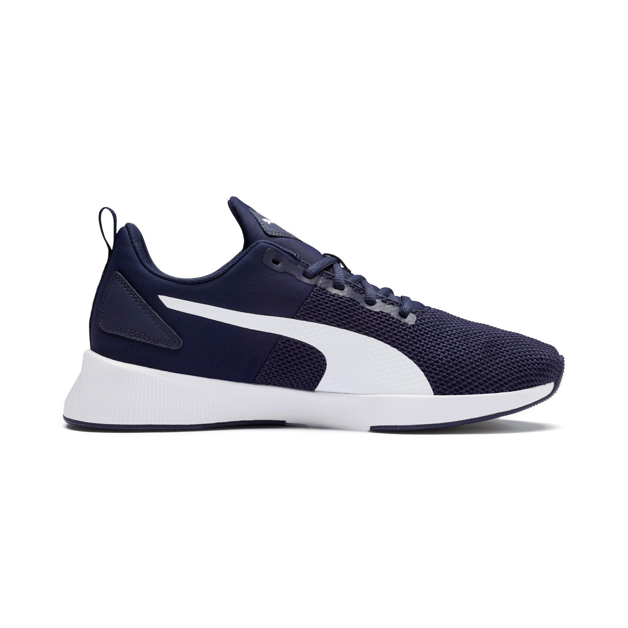 Thumbnail 5 of Flyer Runner Running Shoes, Peacoat-Puma White, medium