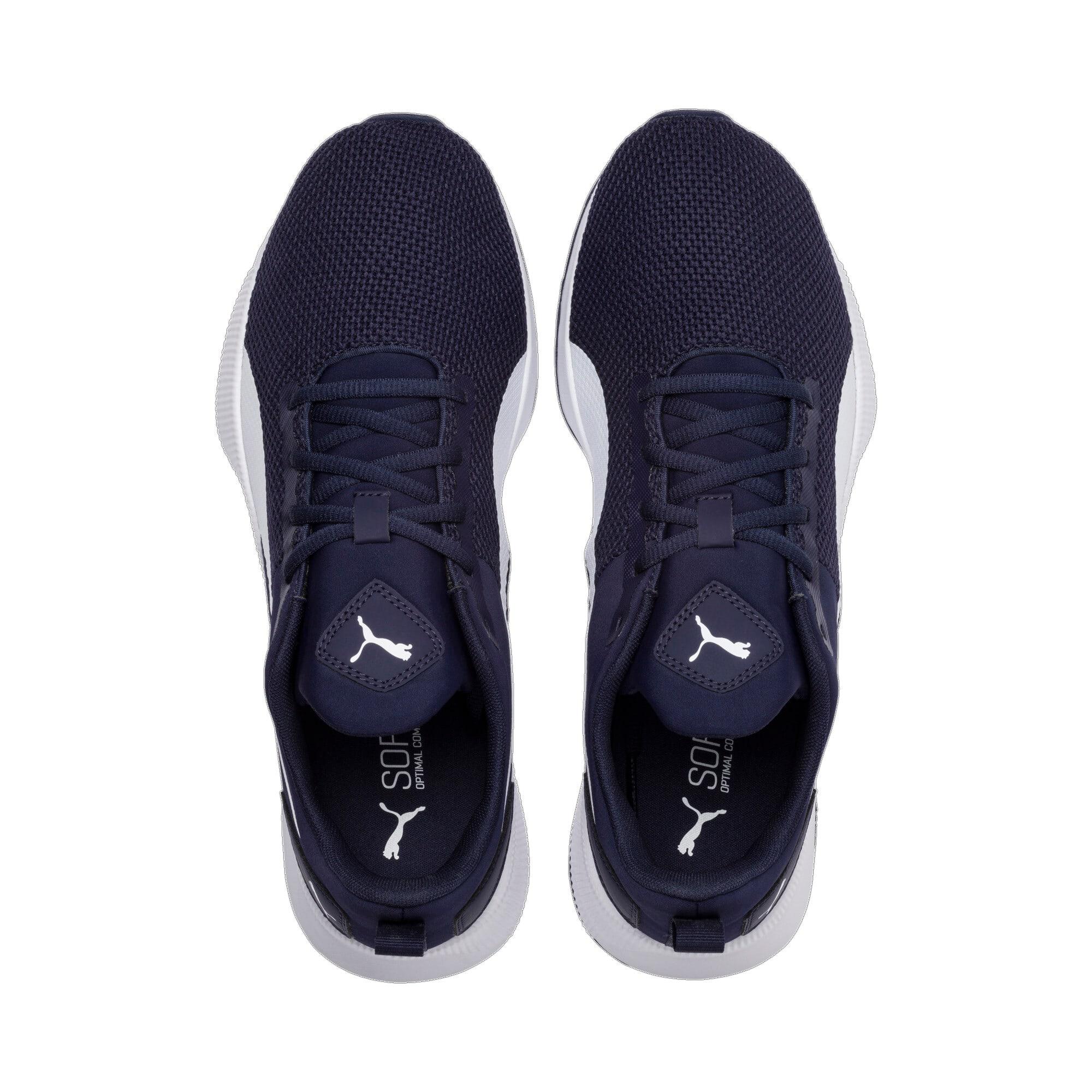 Thumbnail 6 of Flyer Runner Running Shoes, Peacoat-Puma White, medium
