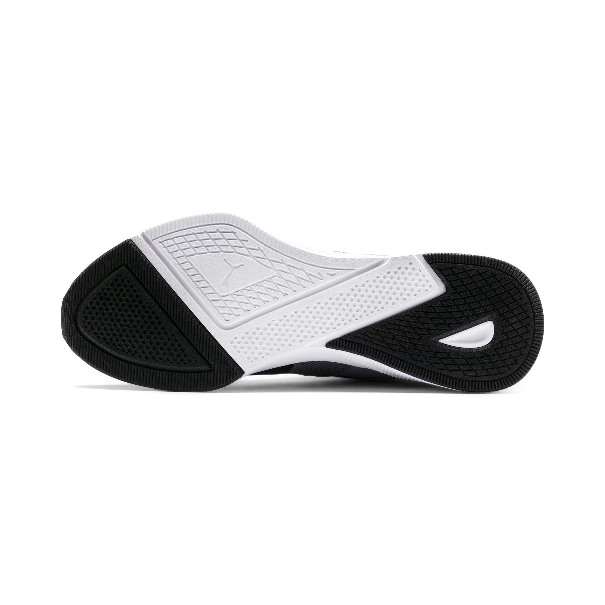 Thumbnail 4 of Flyer Runner Running Shoes, Charcoal-Black-Turquoise, medium