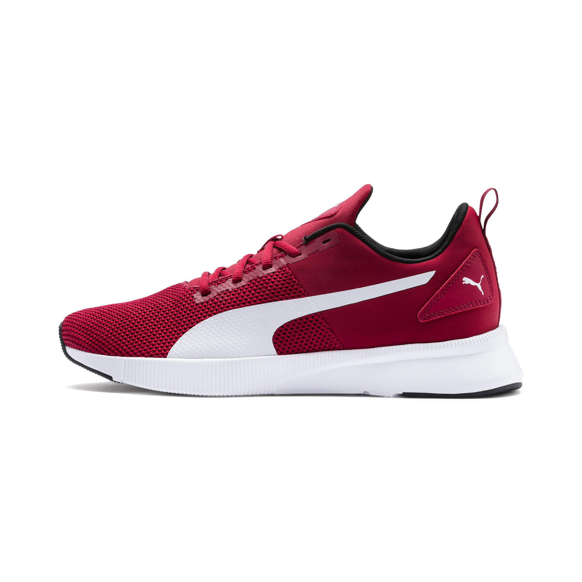 Thumbnail 1 of Flyer Runner Running Shoes, Rhubarb-Puma White, medium