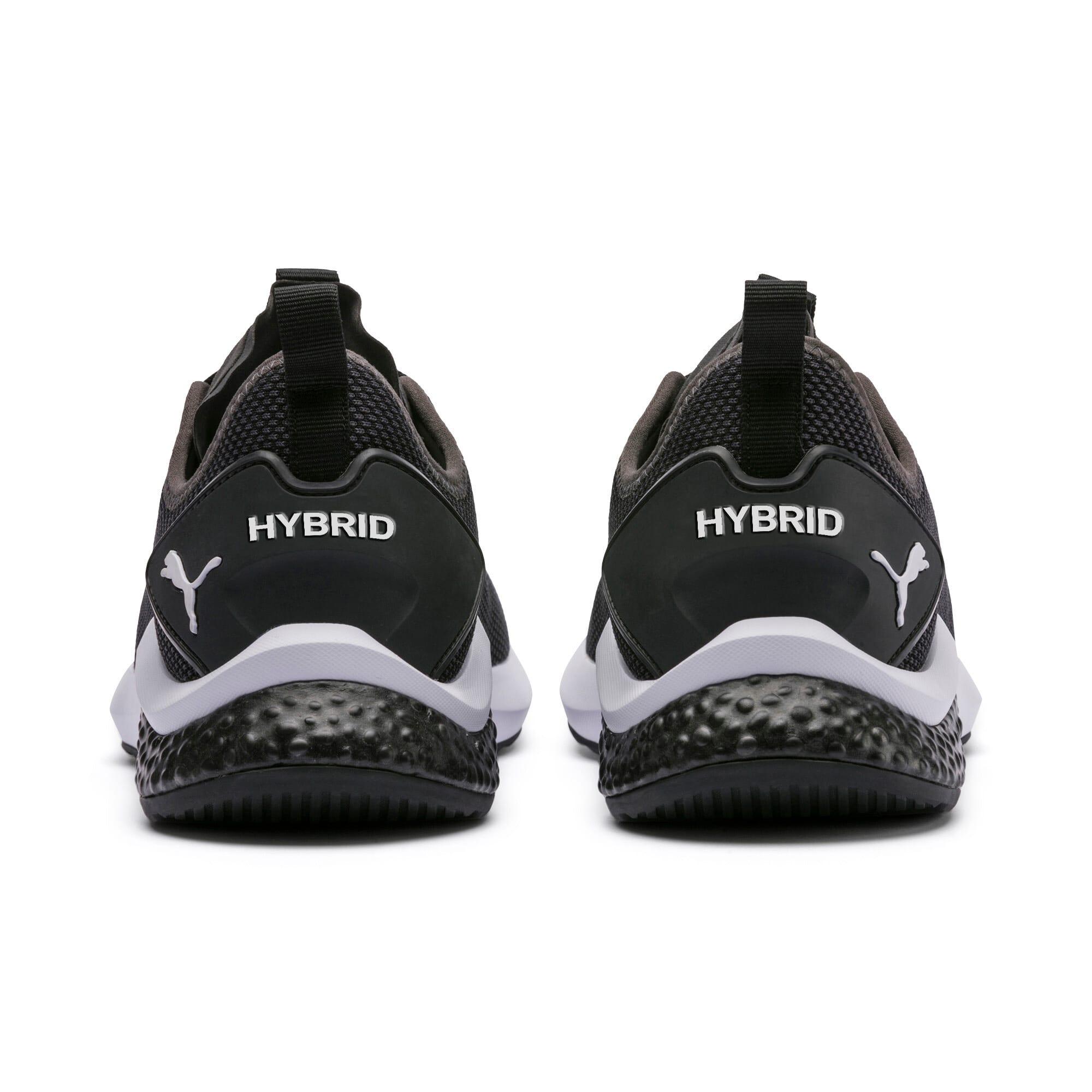 Thumbnail 4 of HYBRID NX Men's Running Shoes, Puma Black-Puma White, medium