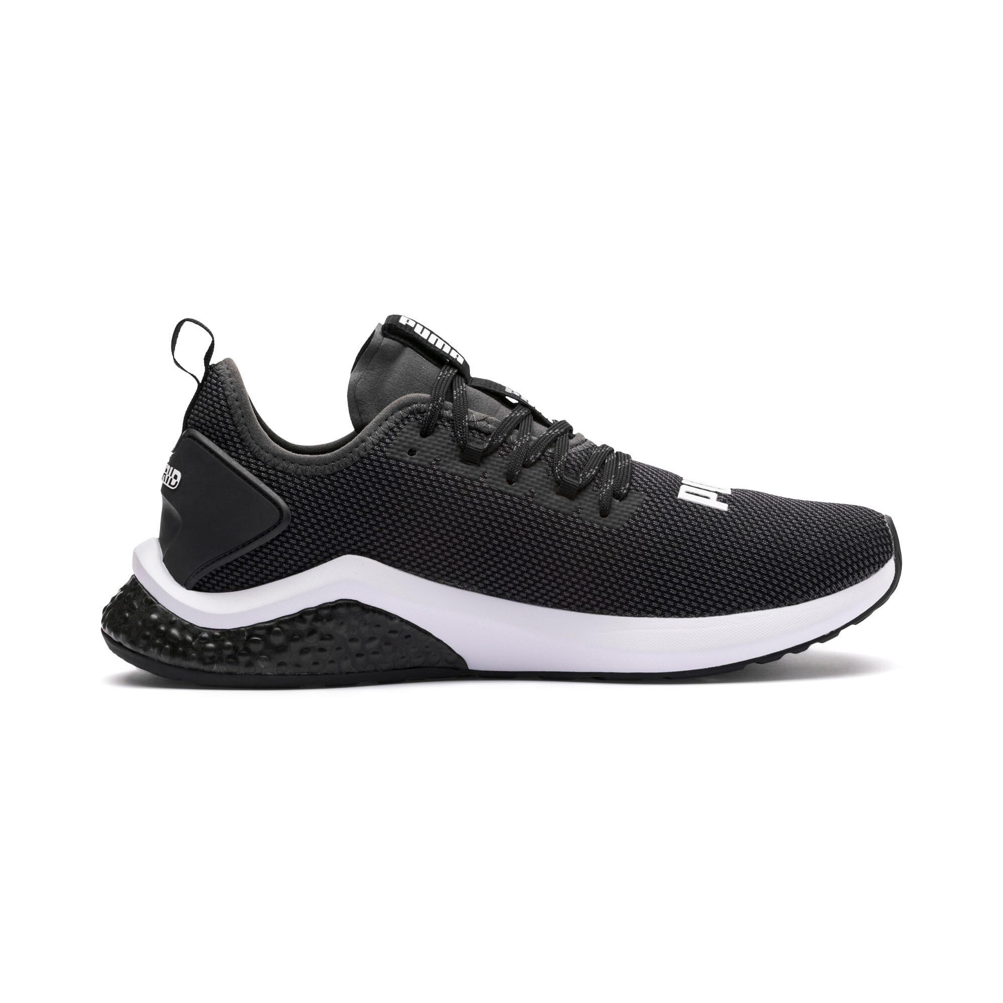 Thumbnail 6 of HYBRID NX Men's Running Shoes, Puma Black-Puma White, medium