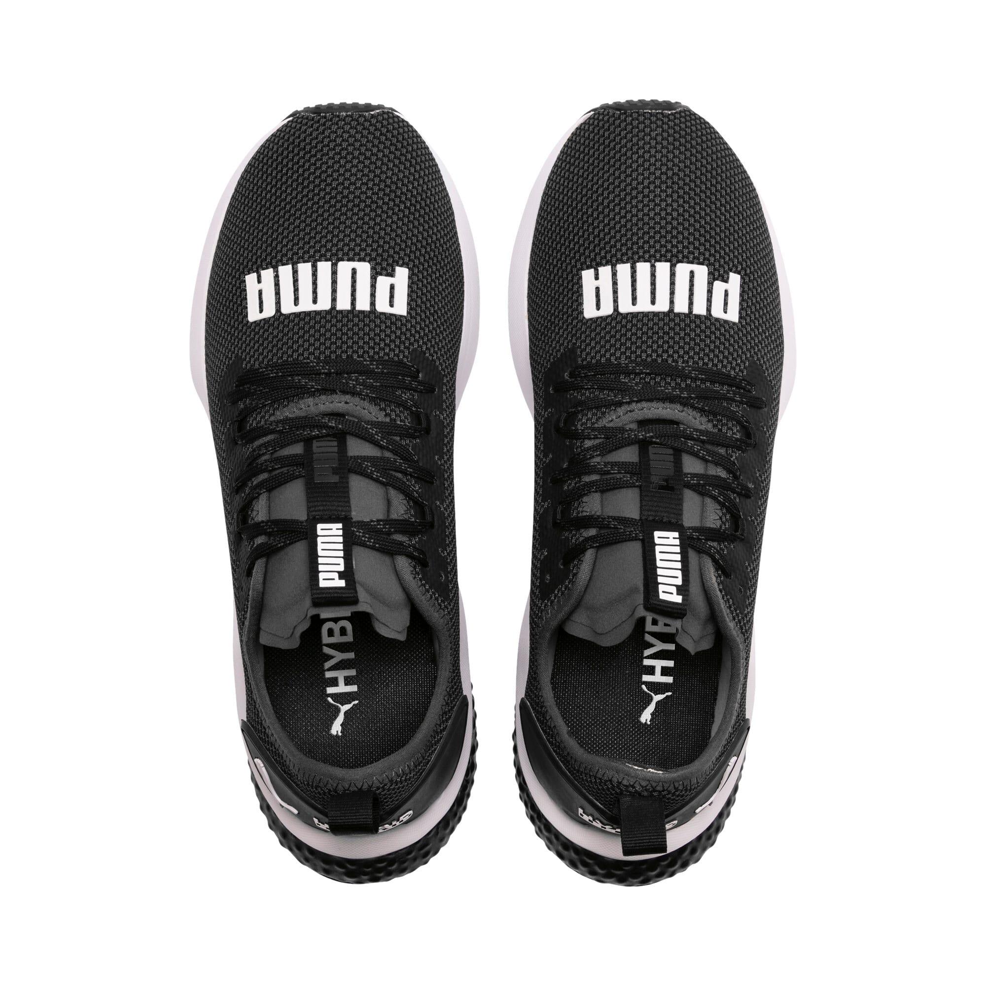 Thumbnail 7 of HYBRID NX Men's Running Shoes, Puma Black-Puma White, medium