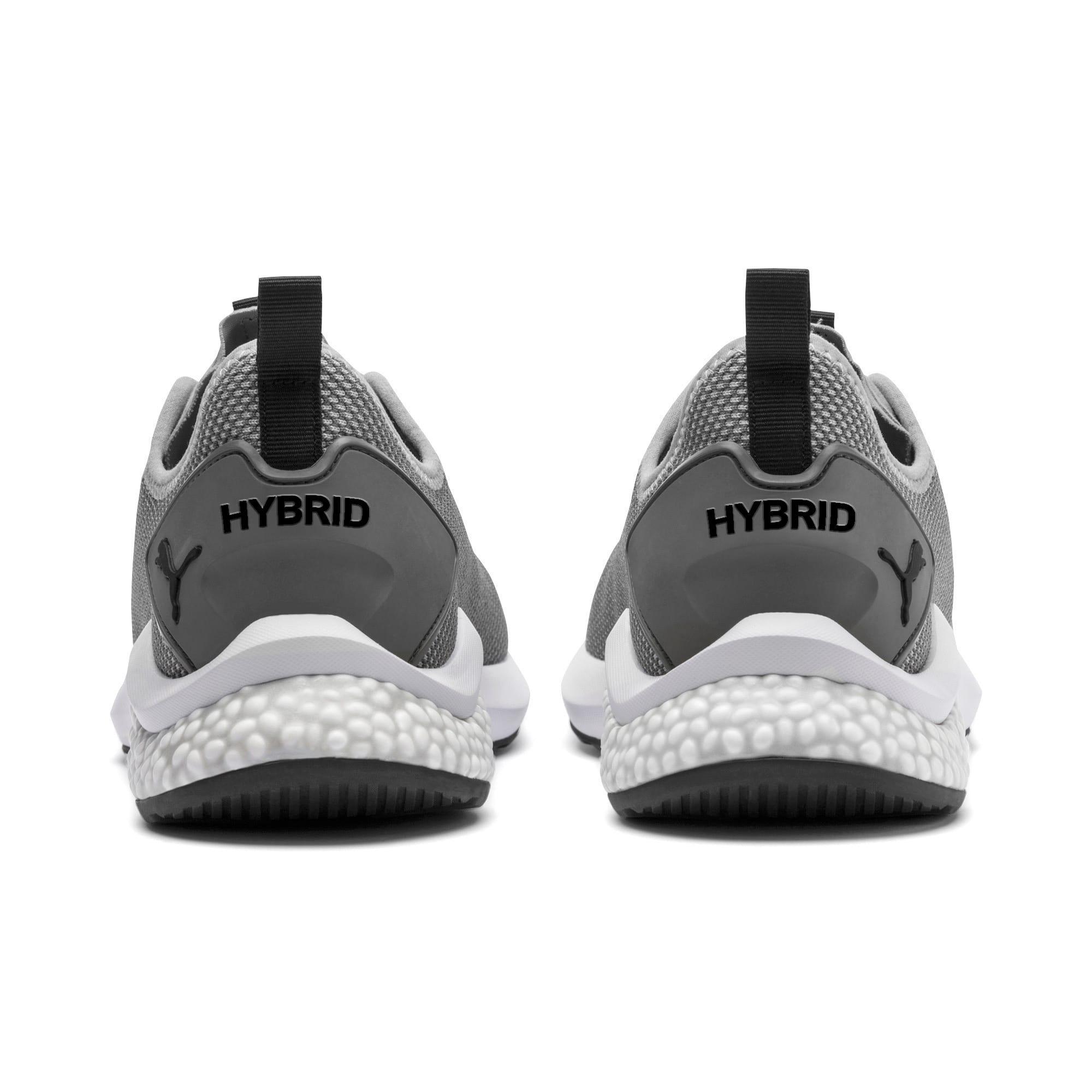 Thumbnail 3 of HYBRID NX Men's Running Shoes, Quarry-Puma White, medium