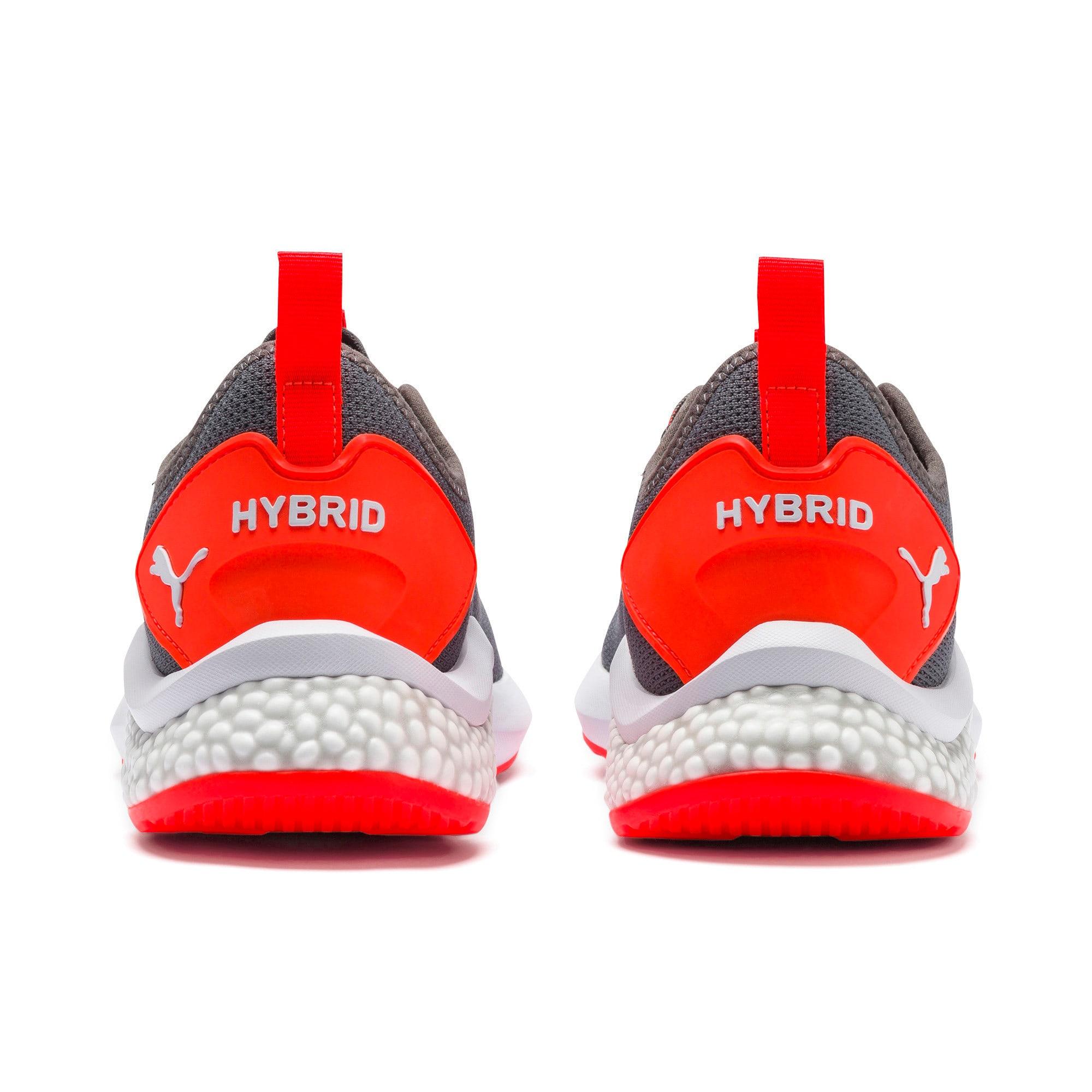 Thumbnail 4 of HYBRID NX Men's Running Shoes, CASTLEROCK-Nrgy Red, medium