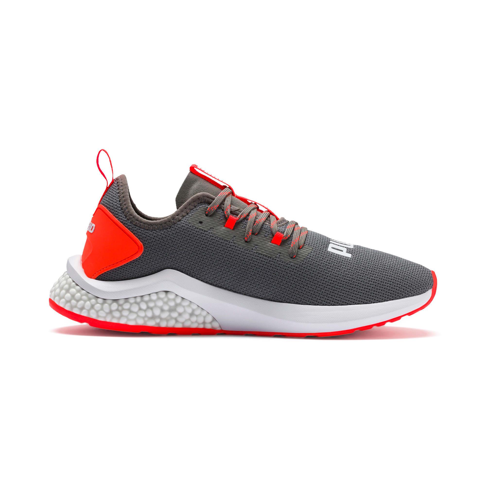 Thumbnail 6 of HYBRID NX Men's Running Shoes, CASTLEROCK-Nrgy Red, medium