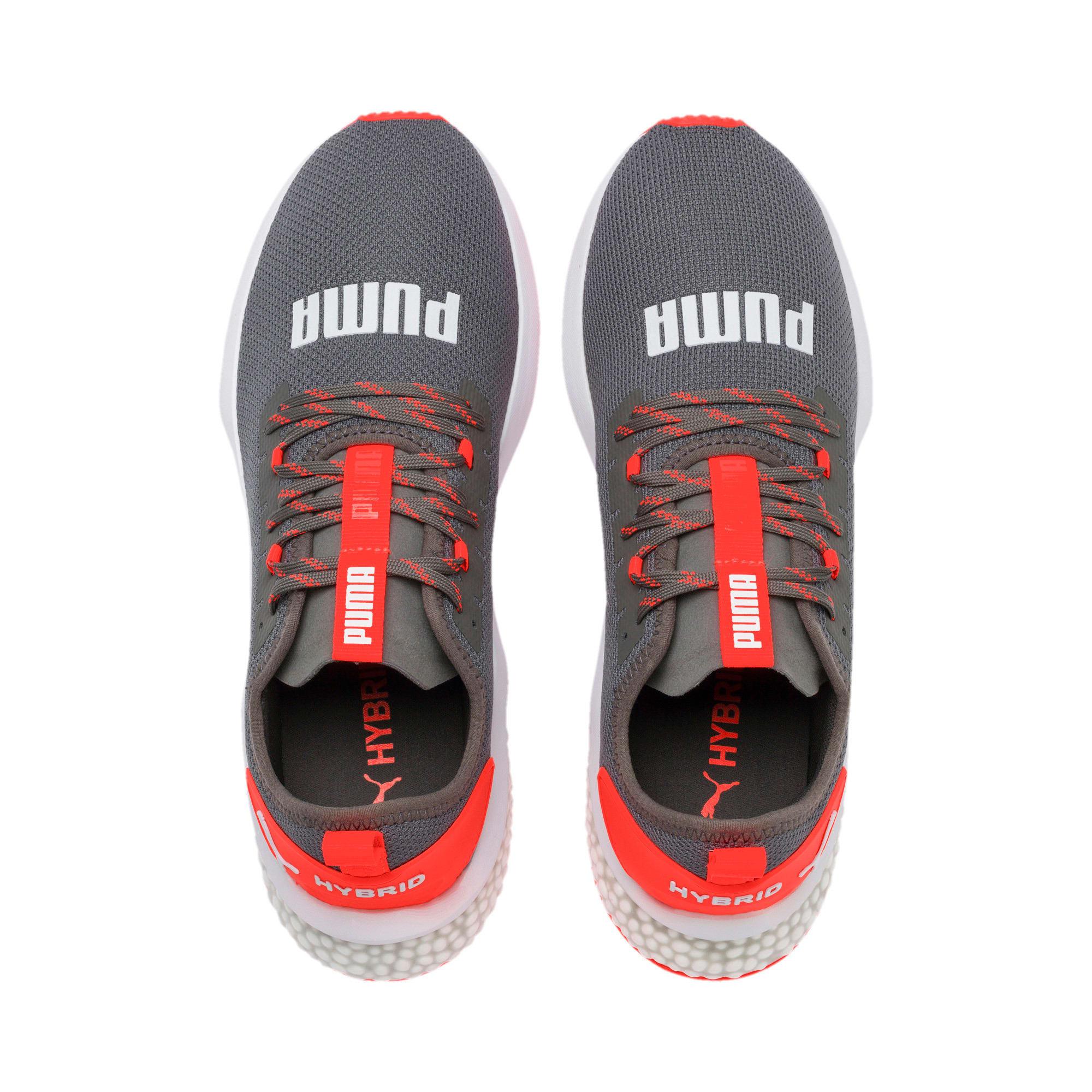 Thumbnail 7 of HYBRID NX Men's Running Shoes, CASTLEROCK-Nrgy Red, medium